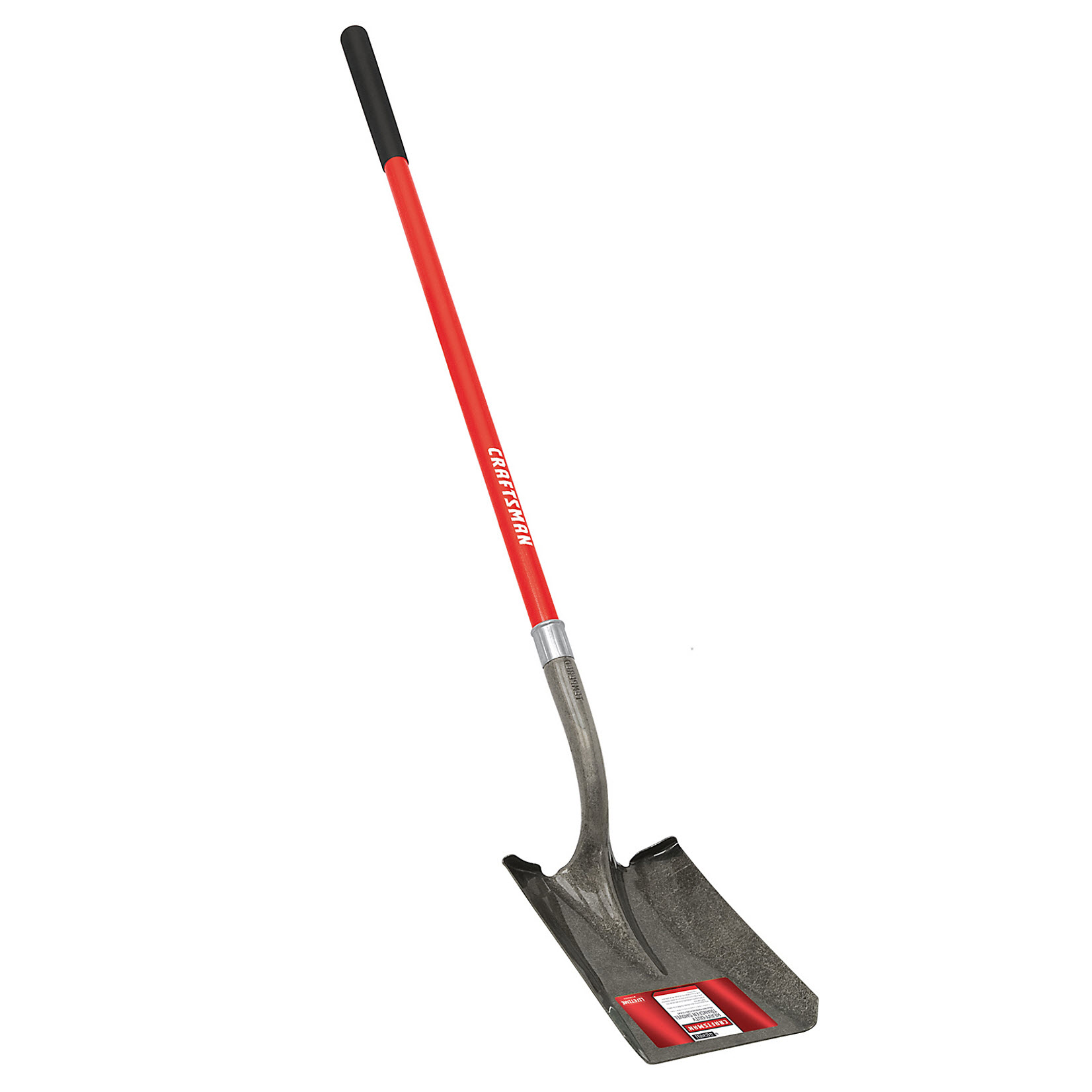 Craftsman LHSP Shovel w/Fiberglass Handle
