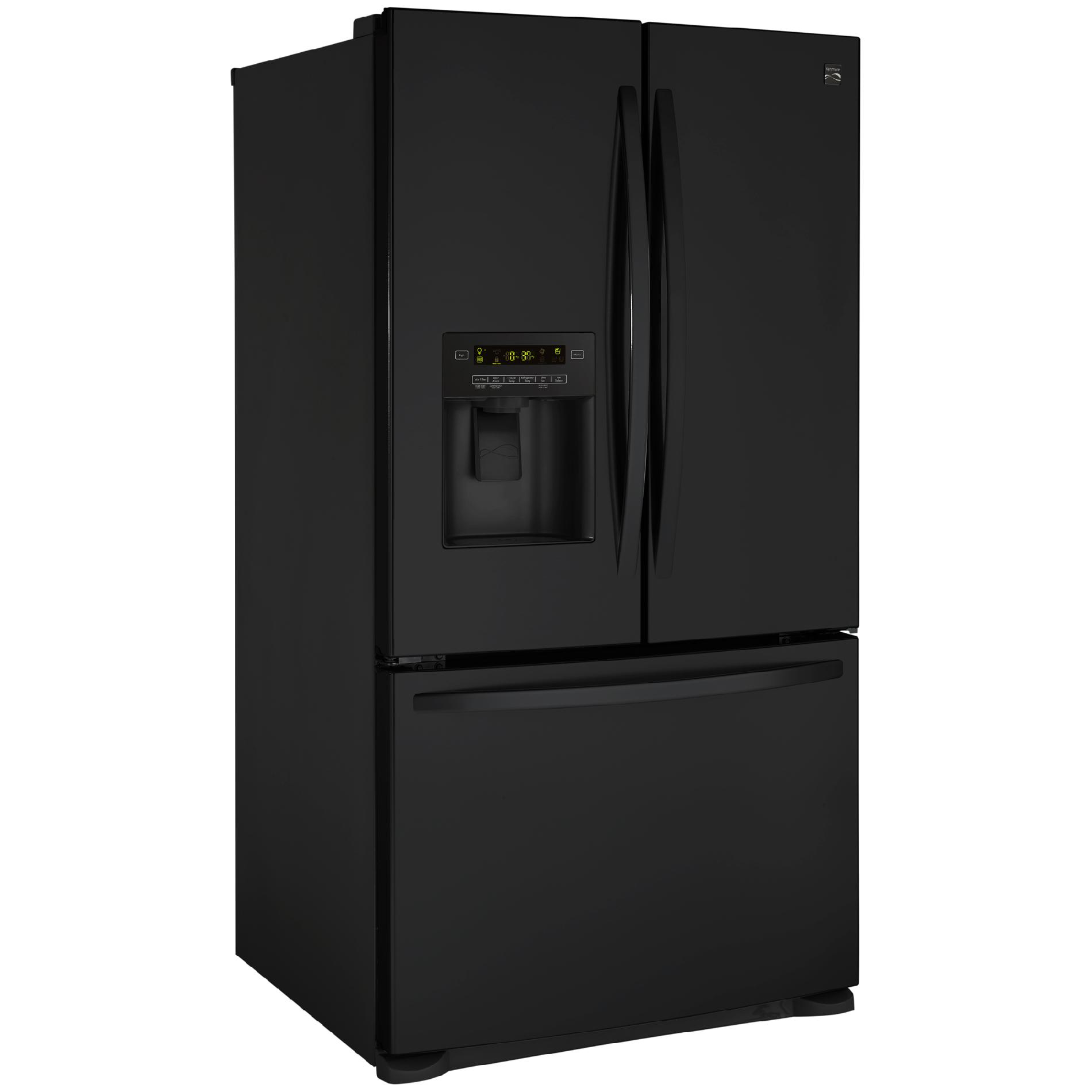 Kenmore 73059 26.8 Cu. Ft. French Door Bottom-Freezer Refrigerator
