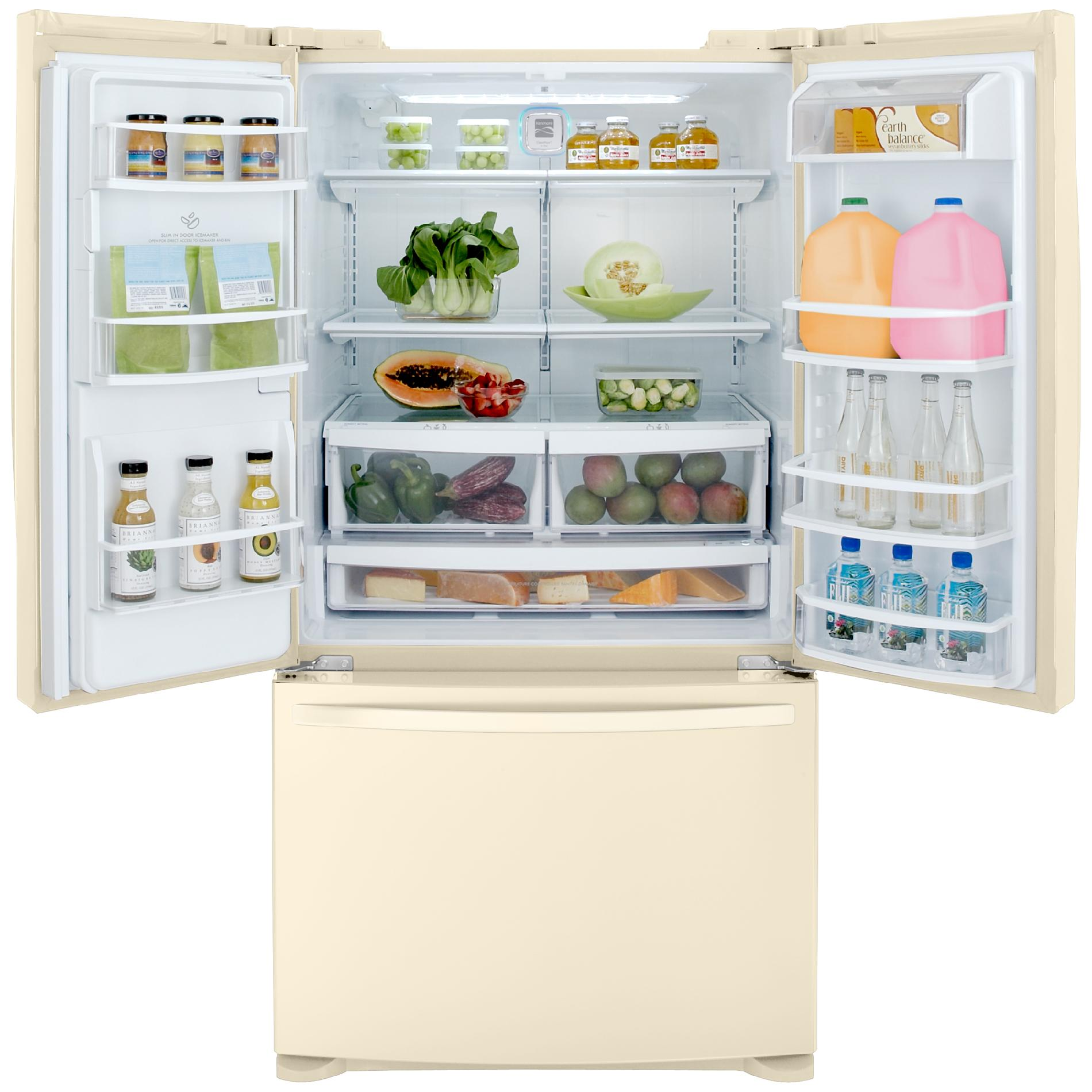 Kenmore 73054 26.8 cu. ft. French Door Bottom-Freezer Refrigerator