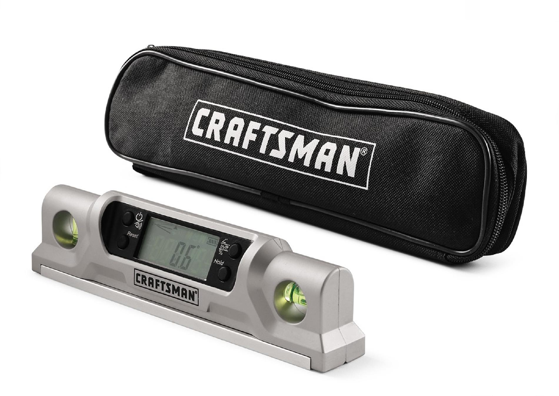 Craftsman Digital Torpedo Level