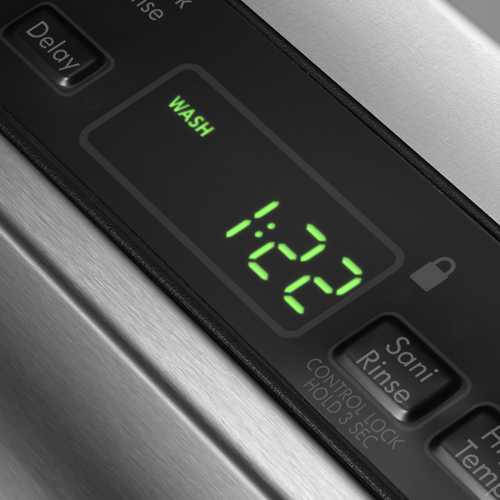 kenmore dishwasher how to clean 665 1340