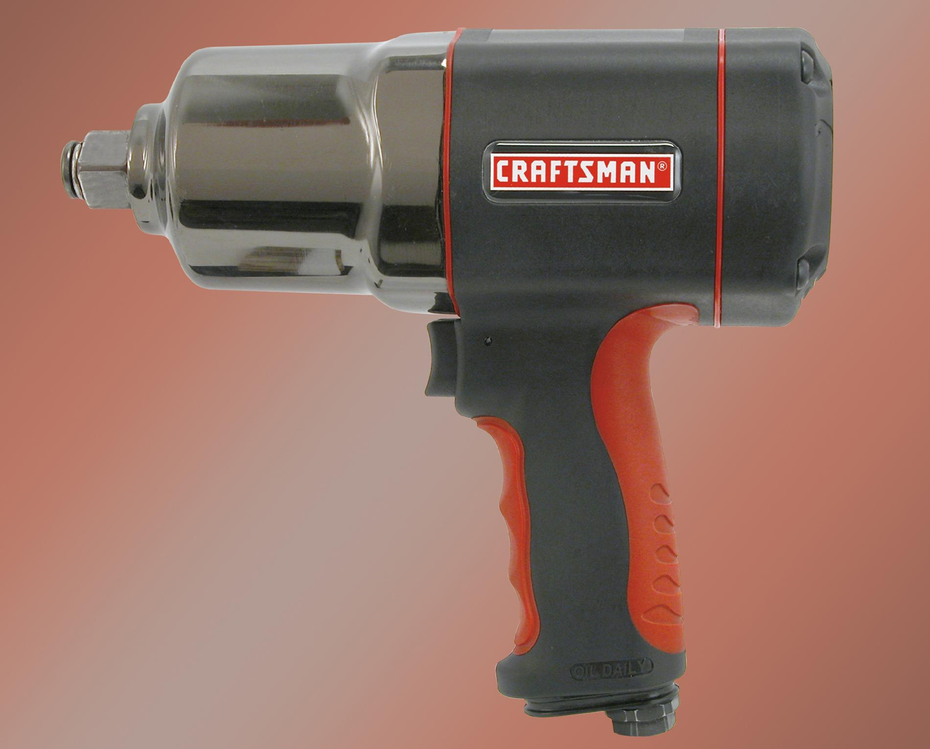 Craftsman 3/4 in. Heavy Duty Impact Wrench