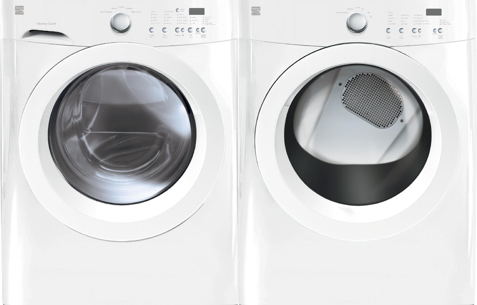3.9 cu. ft. Front-Load Washer & 7.0 cu. ft. Dryer Bundle