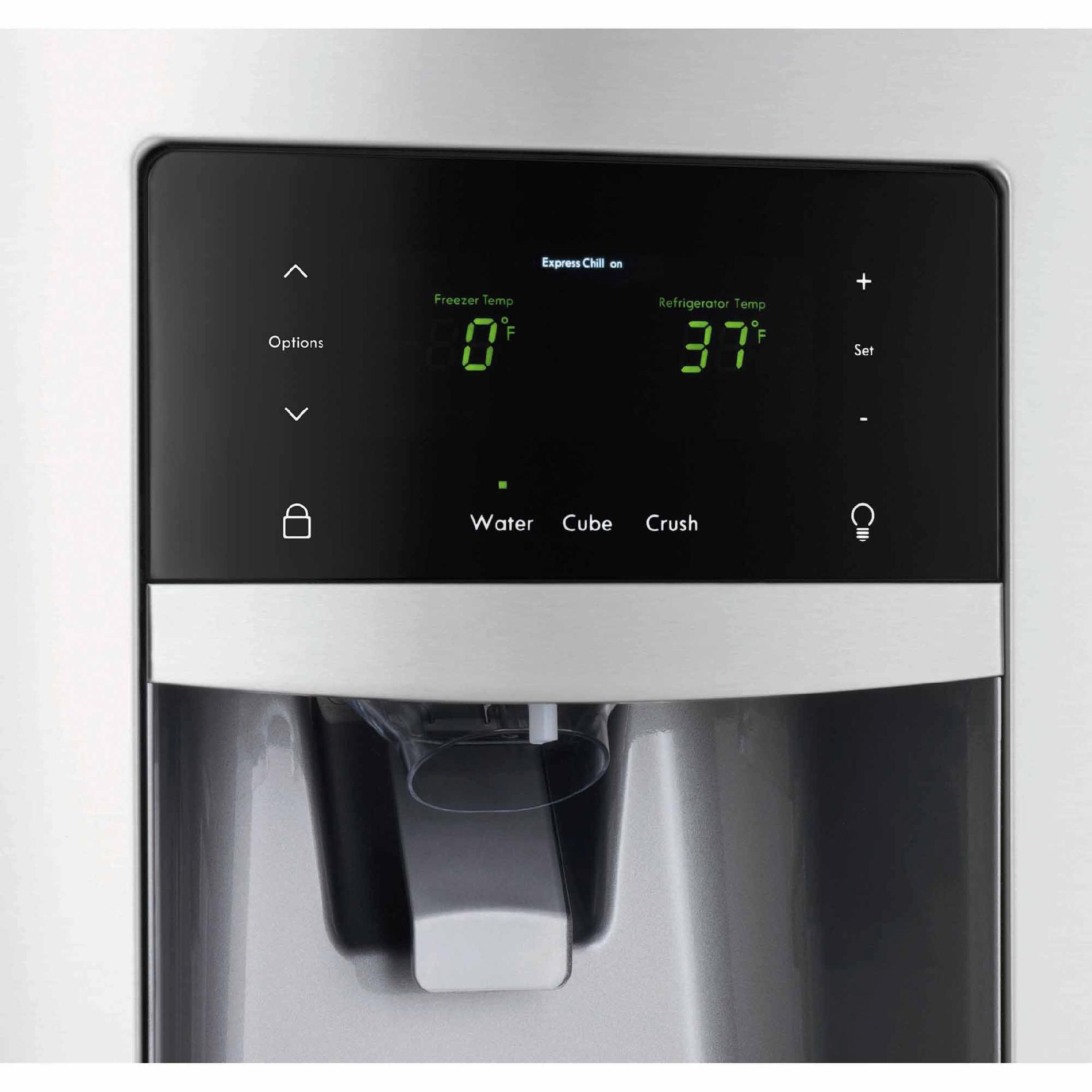 Kenmore 70443 21.9 cu. ft. French Door Refrigerator - Stainless Steel