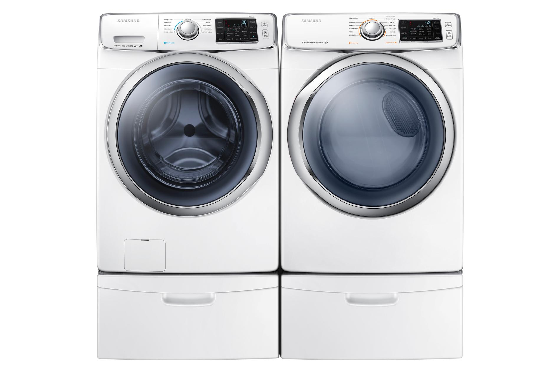 Samsung WF42H5400AW 4.2 cu. ft. Front-Load Washer - White