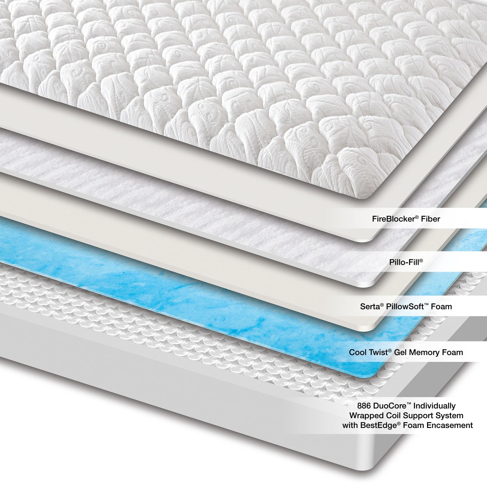 Serta Perfect Sleeper Kaden Gel Firm  II Queen Mattress Only
