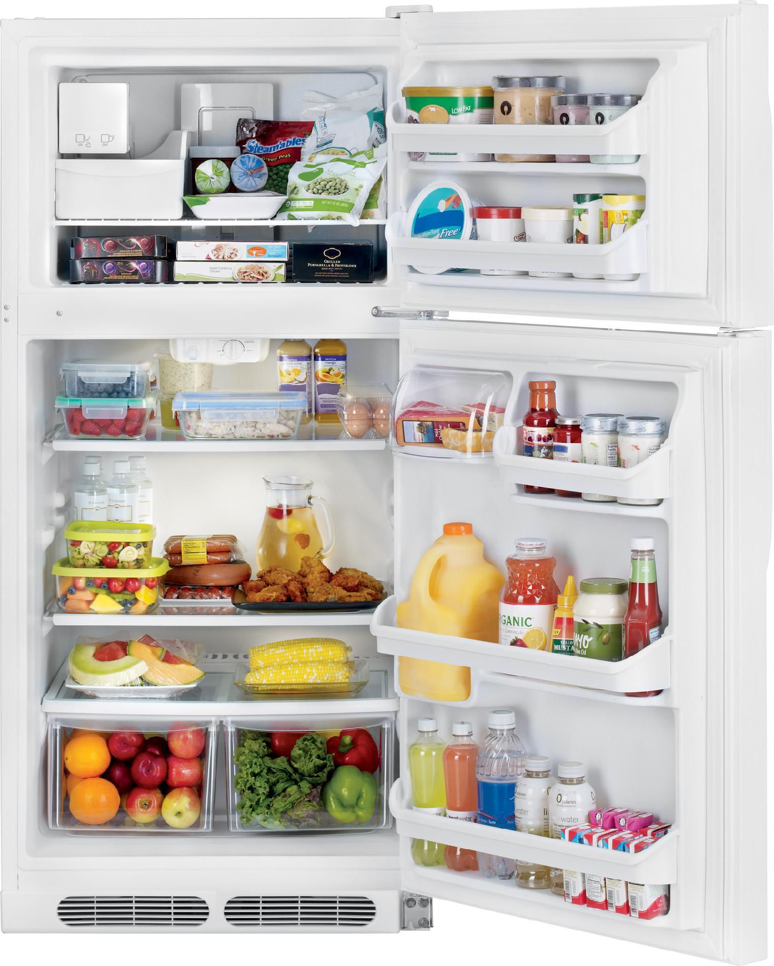 Kenmore 70302 14.5 cu. ft. Top Freezer Refrigerator - White