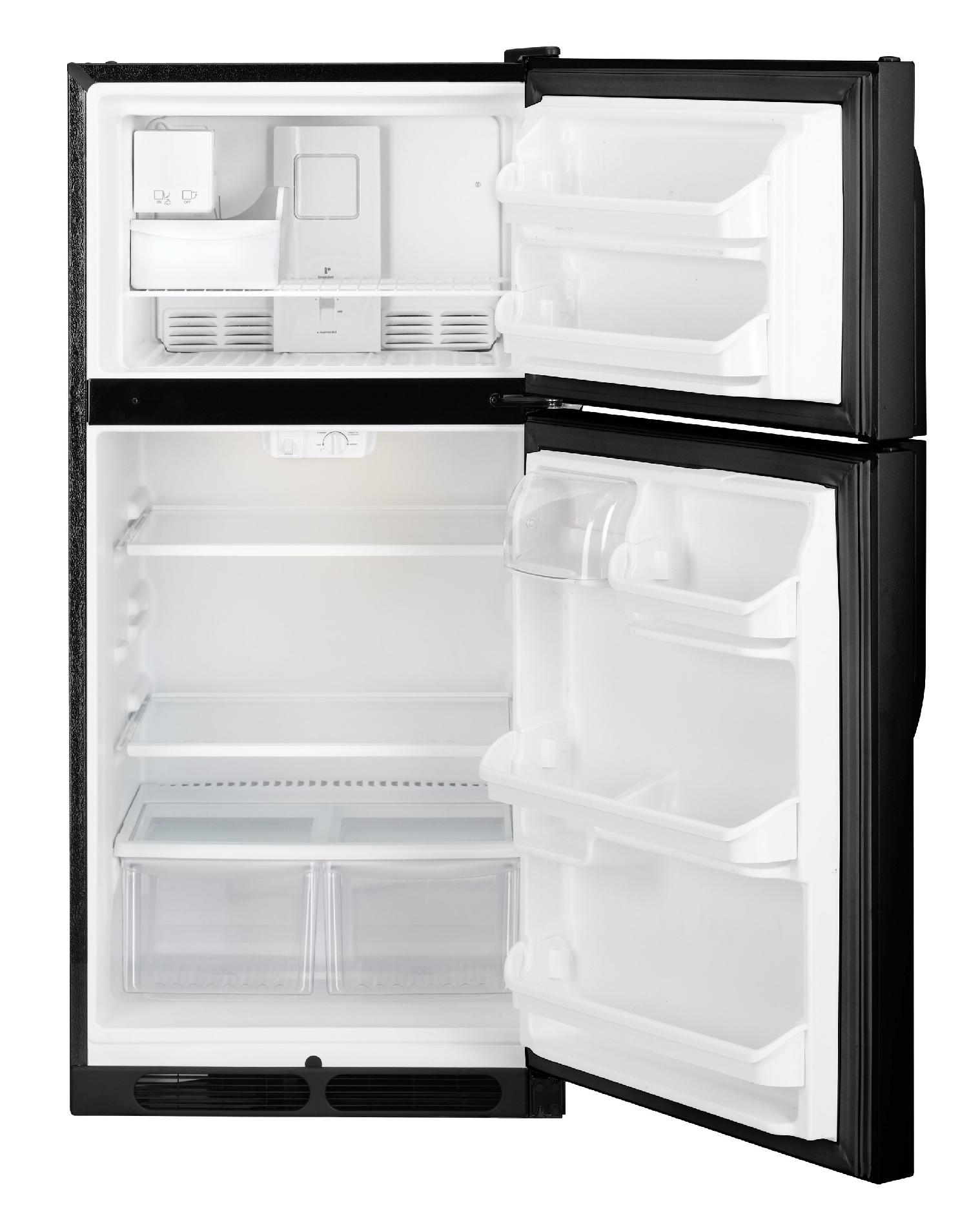 Kenmore 70309 14.5 cu. ft. Top Freezer Refrigerator - Black