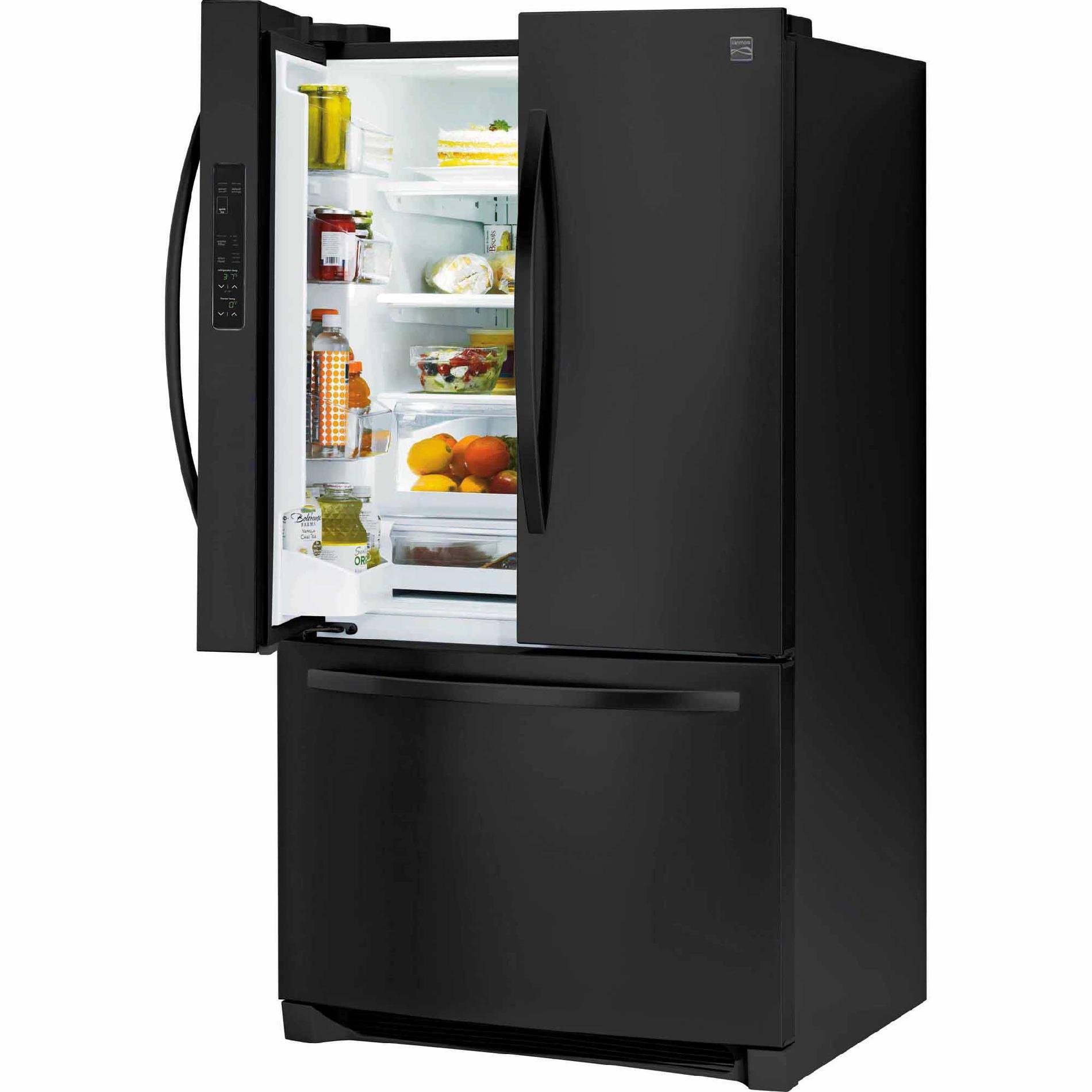 Kenmore 70419 27.6 cu. ft. French Door Refrigerator - Black