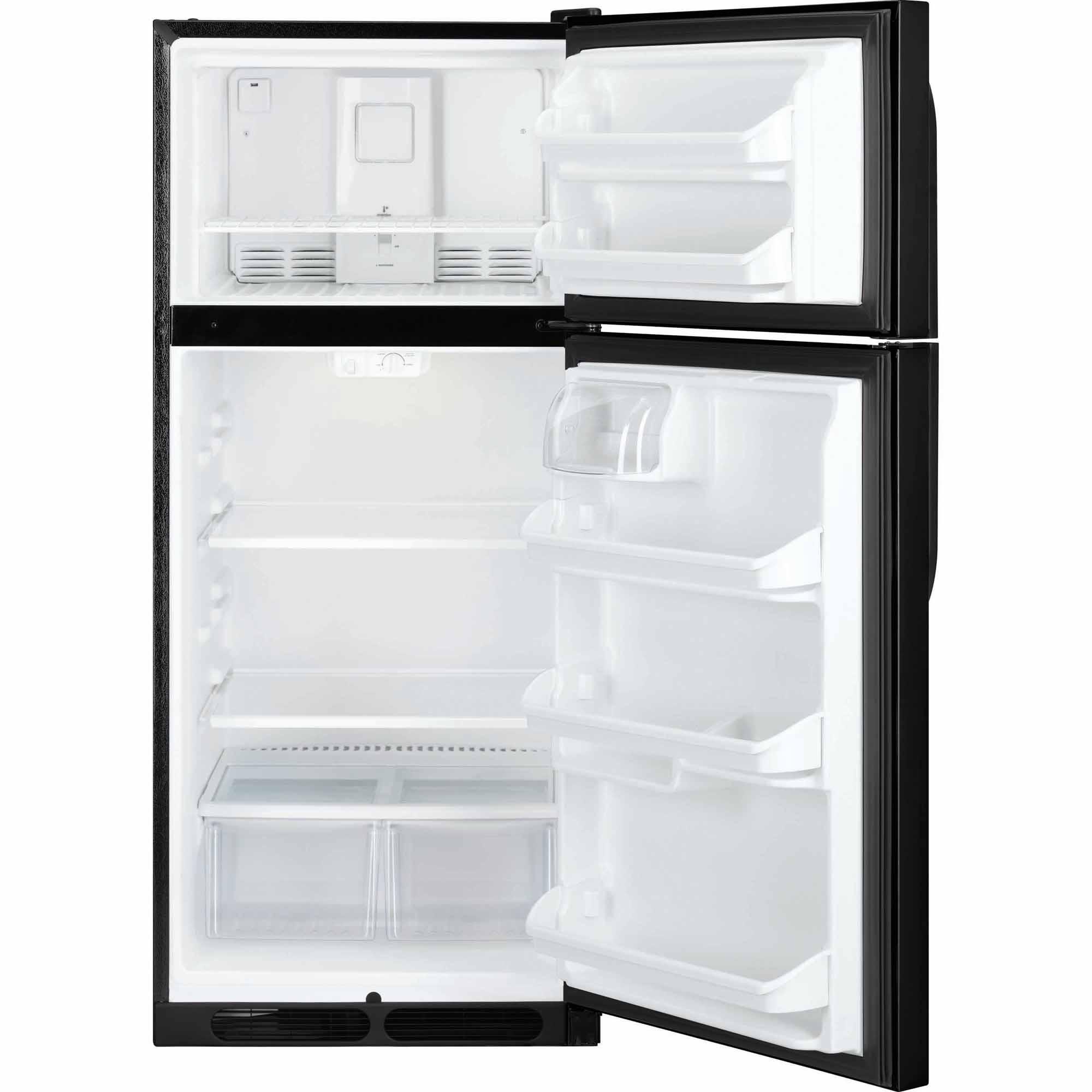 Kenmore 60409 16.3 cu. ft. Top Freezer Refrigerator - Black