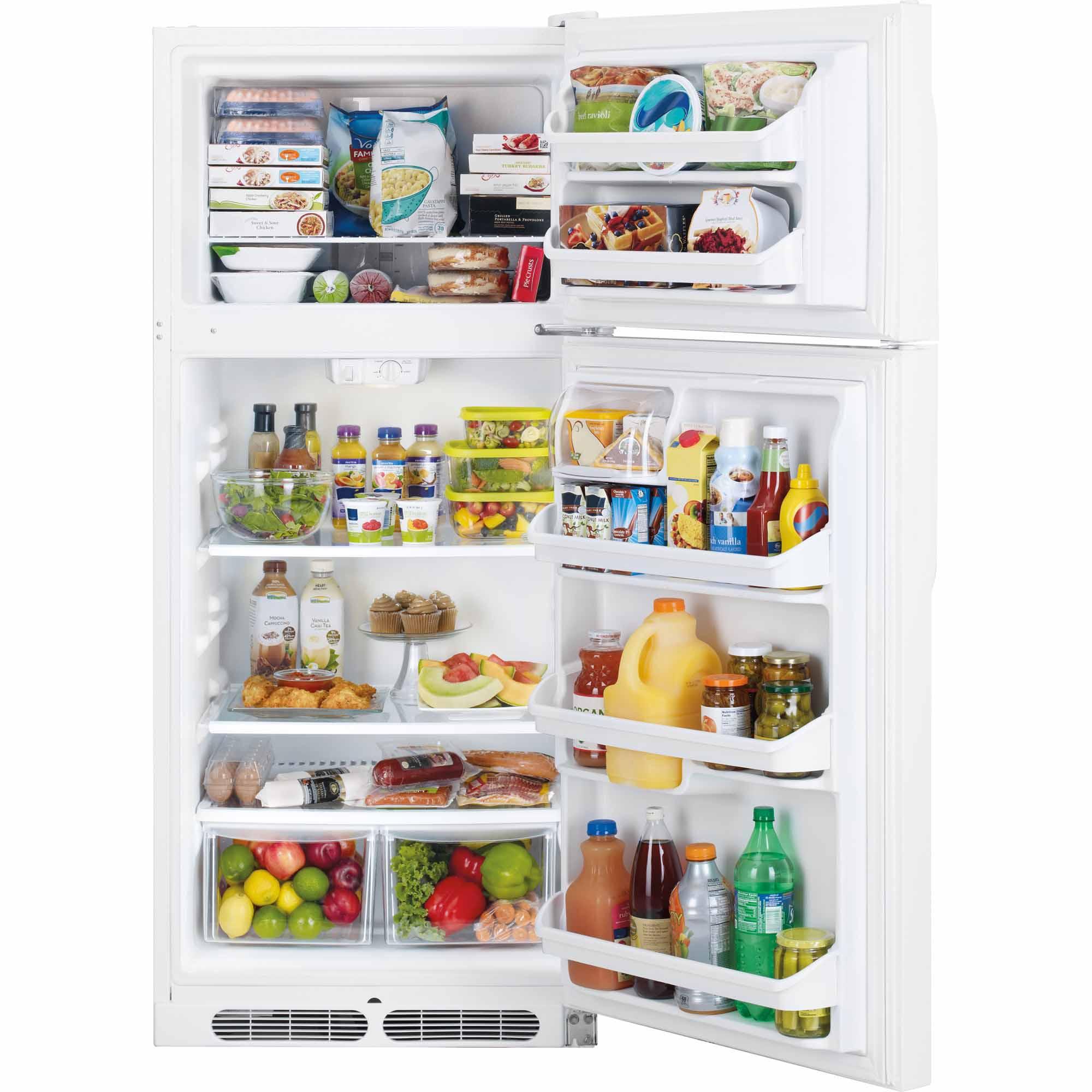 Kenmore 60402 16.3 cu. ft. Top Freezer Refrigerator - White