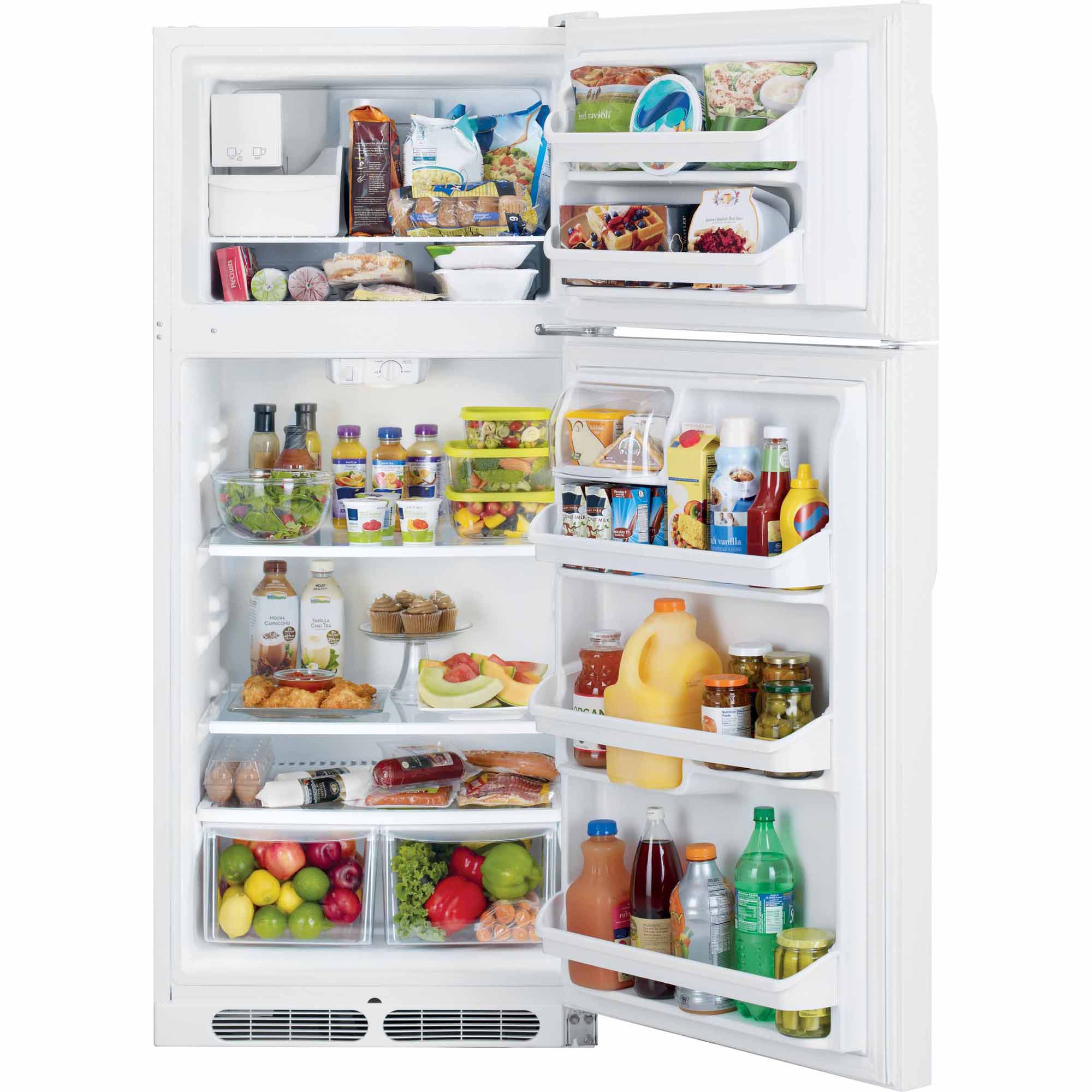 Kenmore 70402 16.3 cu. ft. Top Freezer Refrigerator - White