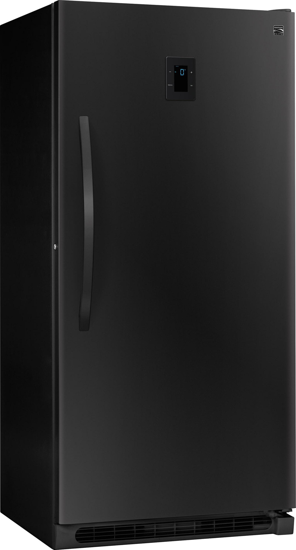 Kenmore Elite 27009 20.5 cu. ft. Upright Freezer - Black
