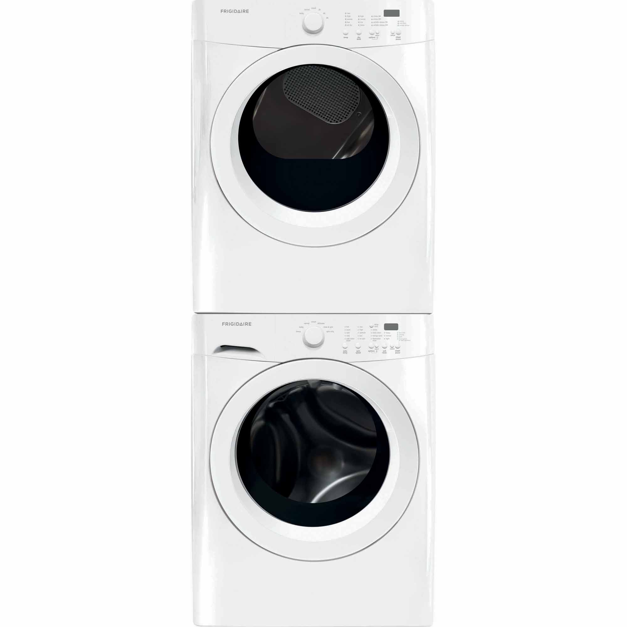 Frigidaire FFQG5000QW 7.0 cu. ft. Gas Dryer - White