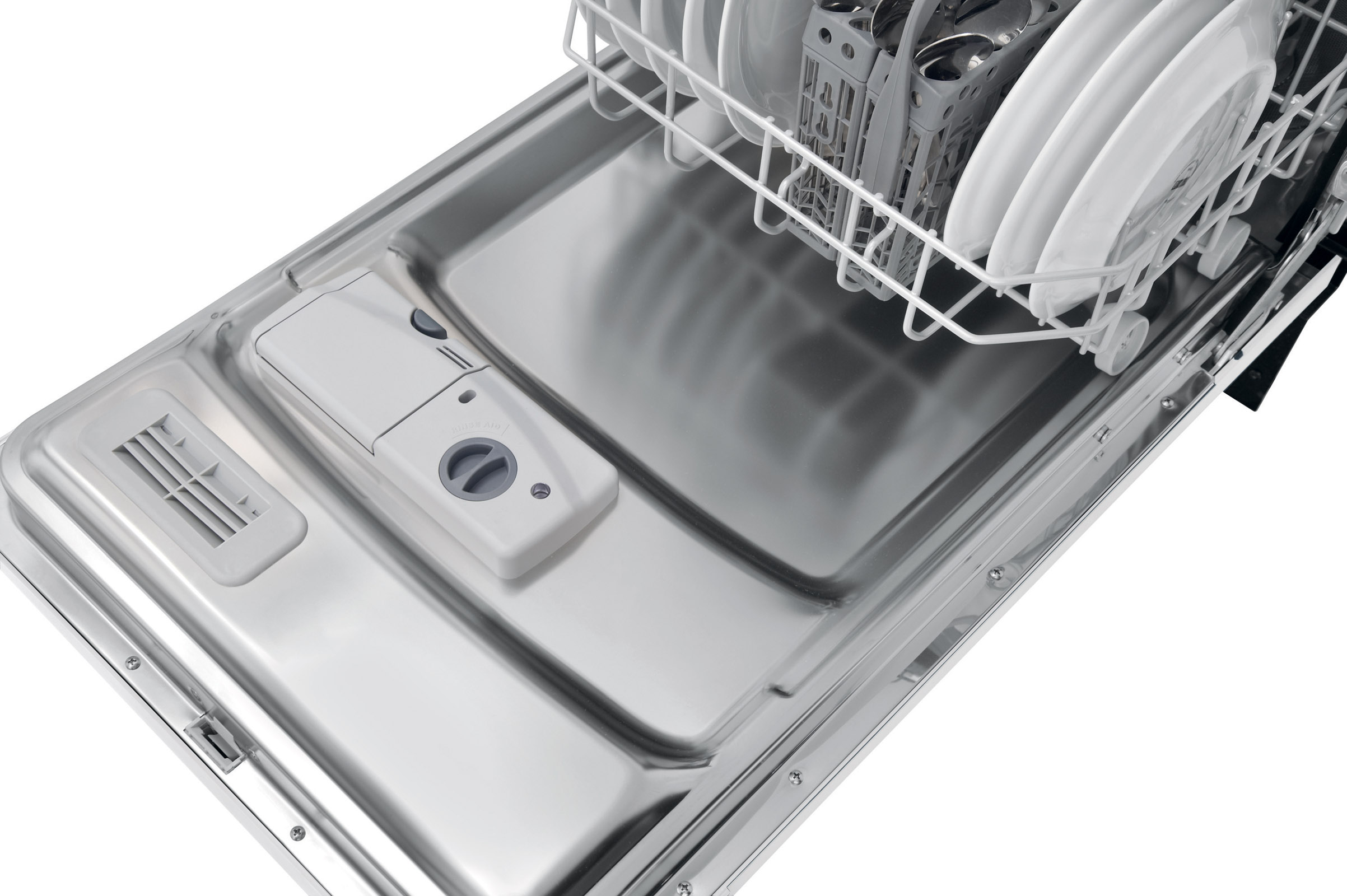 "Kenmore 18"" Built-In Dishwasher - White"