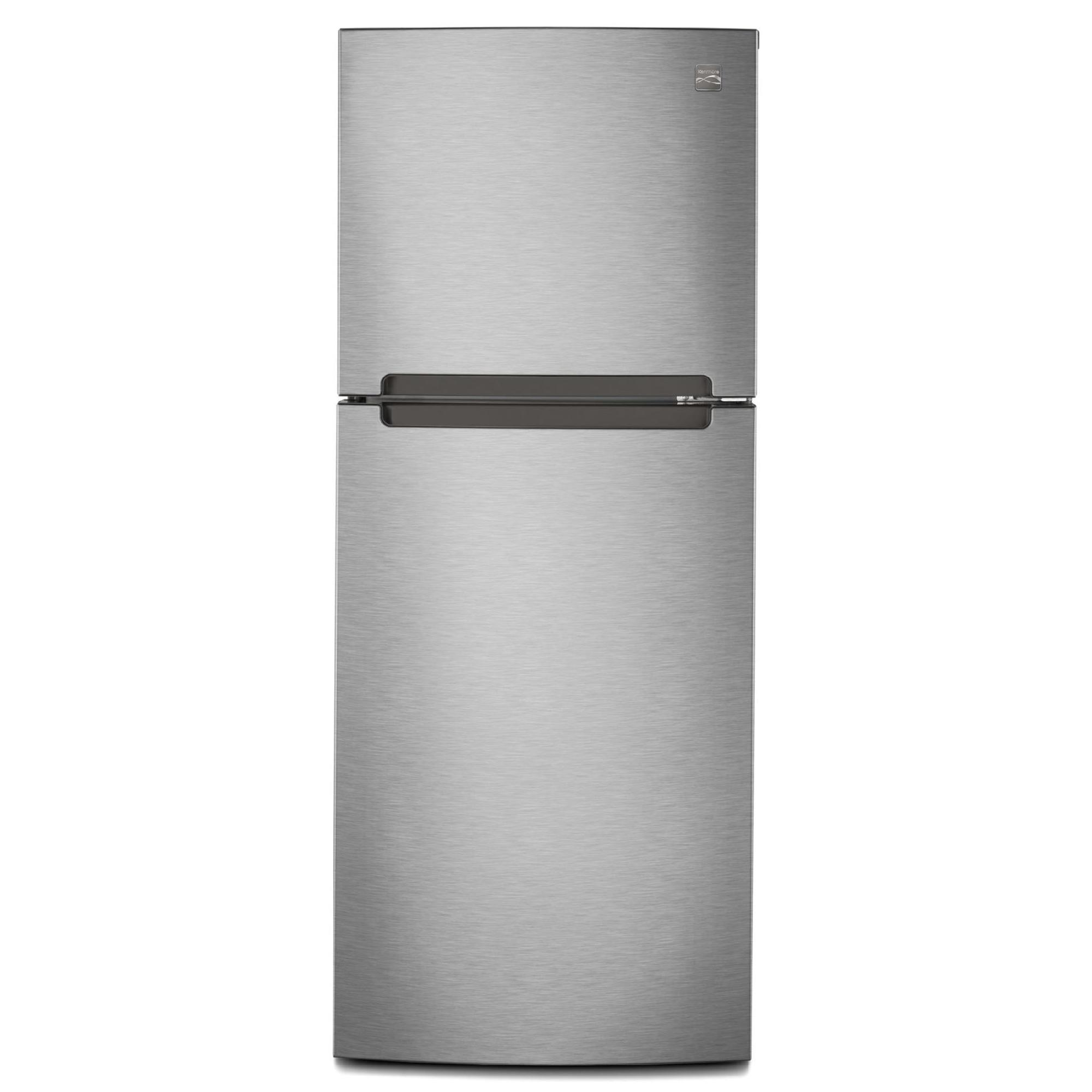 76393-10-7-cu-ft-Top-Freezer-Refrigerator-w-Humidity-Controlled-Crisper-Stainless