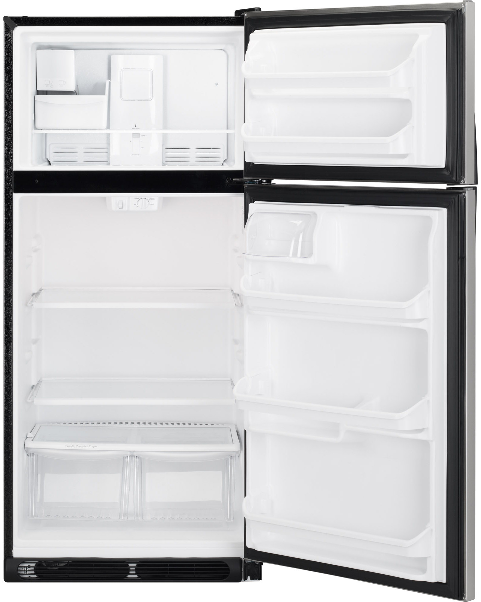Kenmore 70503 18 cu. ft. Top Freezer Refrigerator - Stainless Steel