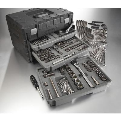 Craftsman 250-Piece Mechanics Tool Set with 3 Drawer Case