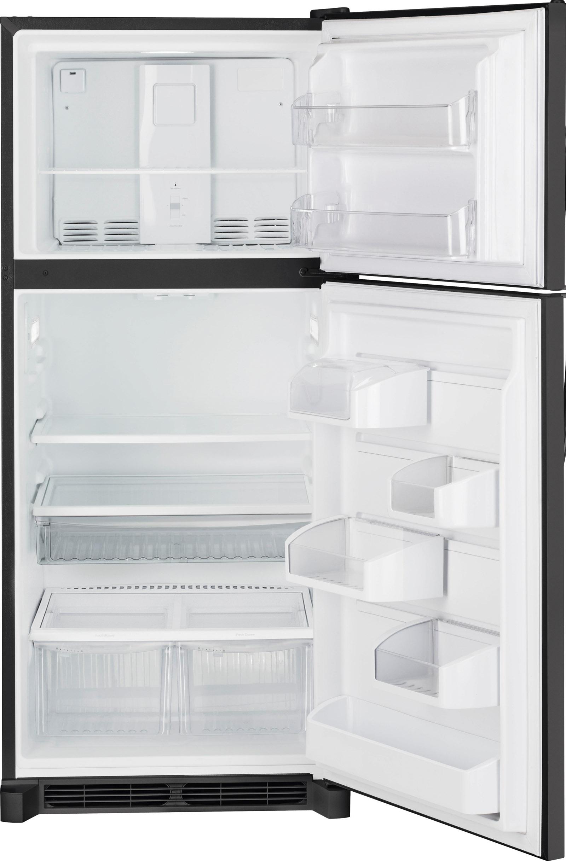 Kenmore 60629 20.4 cu. ft. Top Freezer Refrigerator - Black
