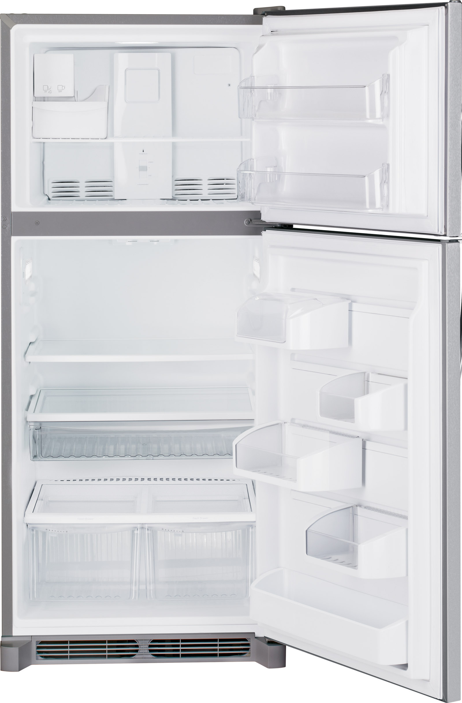 Kenmore 70623 20.4 cu. ft. Top Freezer Refrigerator - Stainless Steel