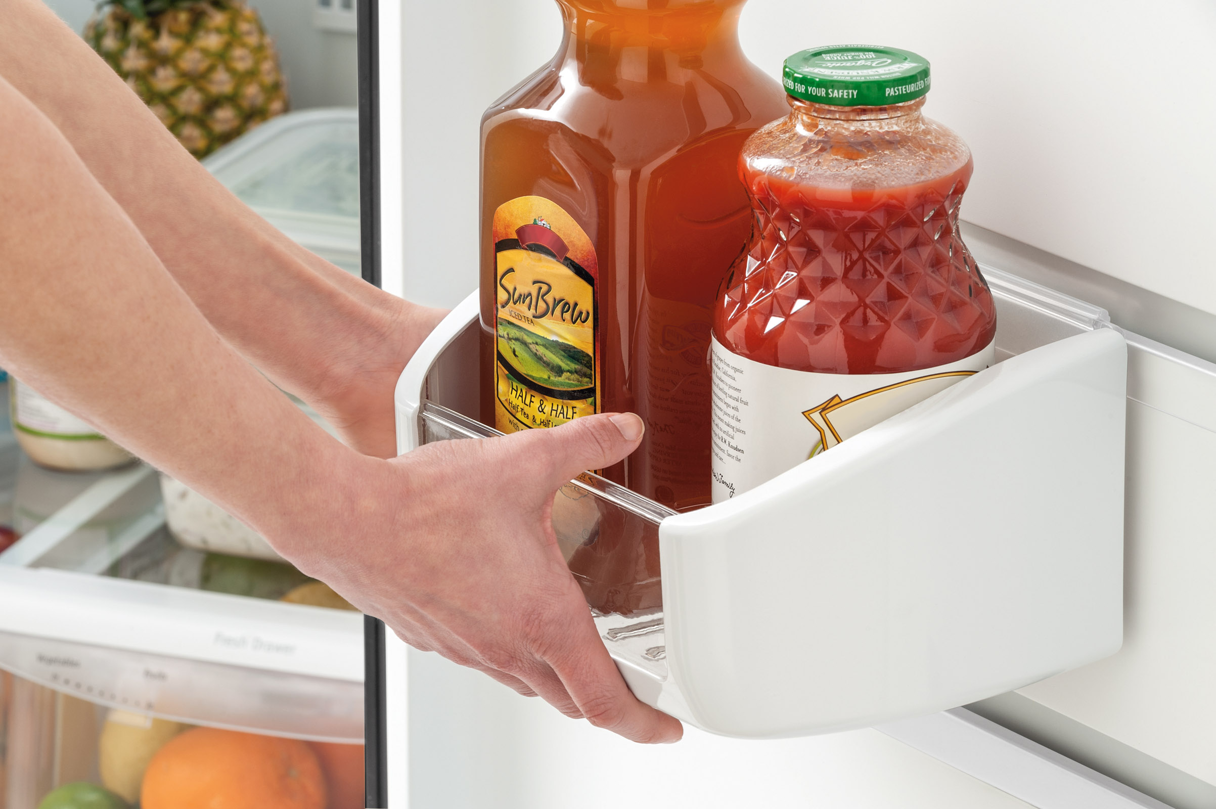 Kenmore 70629 20.4 cu. ft. Top Freezer Refrigerator - Black