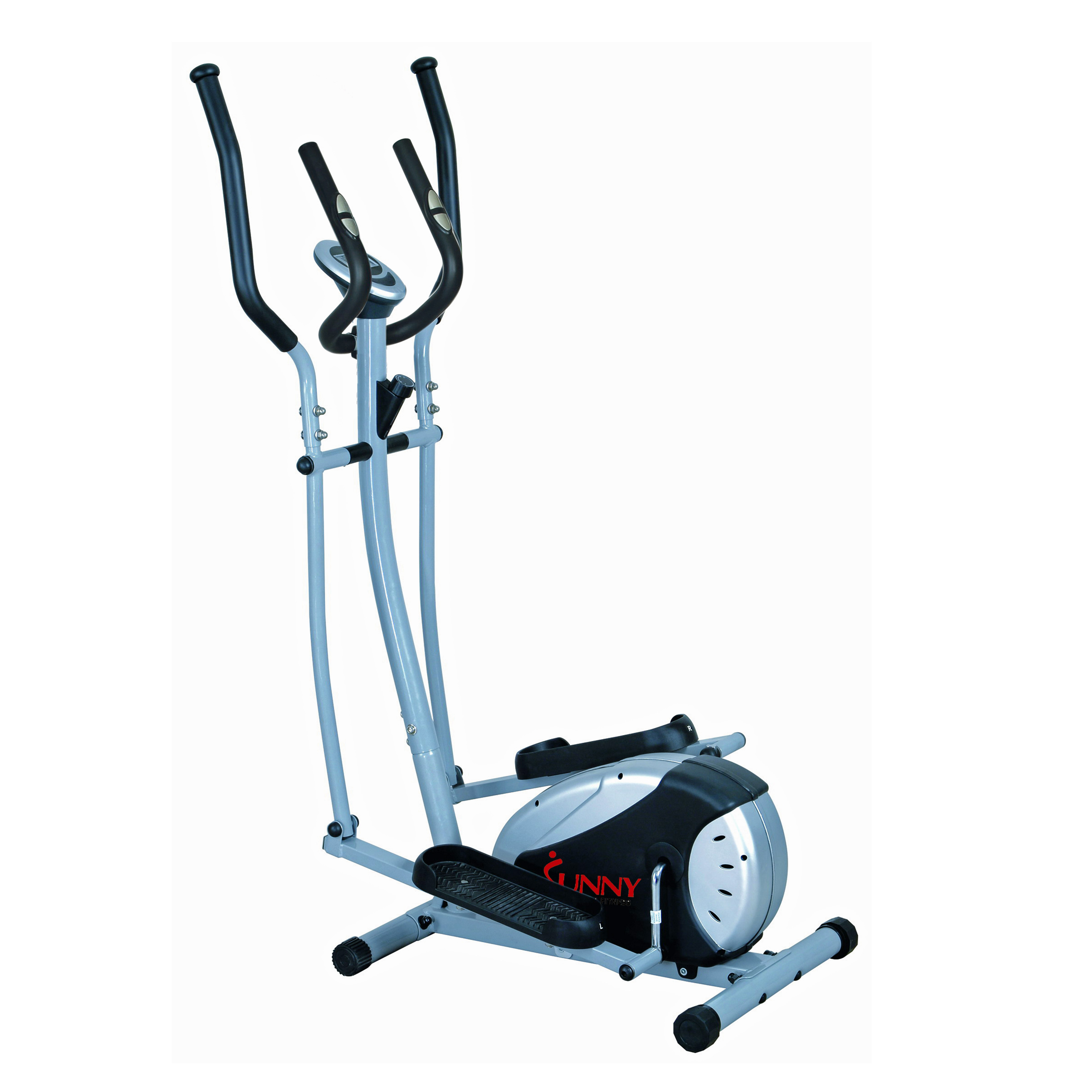 Sunny Health & Fitness SF-E905 Magnetic Elliptical Bike