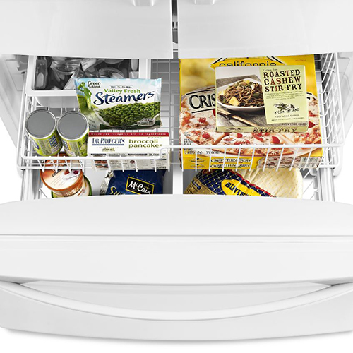 Never Defrost Again  Apartment Refrigerator Sears