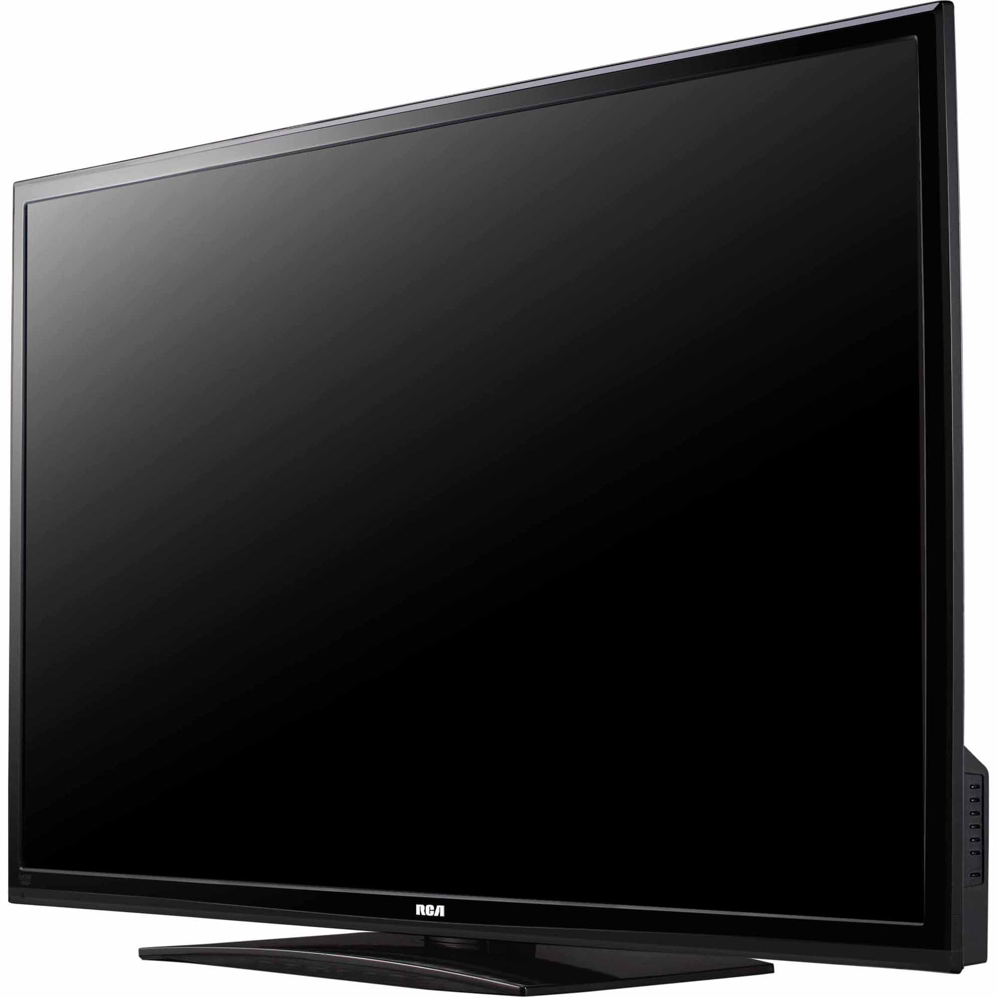 "RCA 50"" Class 1080p 60Hz Back Lit LED HDTV with Built-In ROKU Streaming - LRK50G45RQ"
