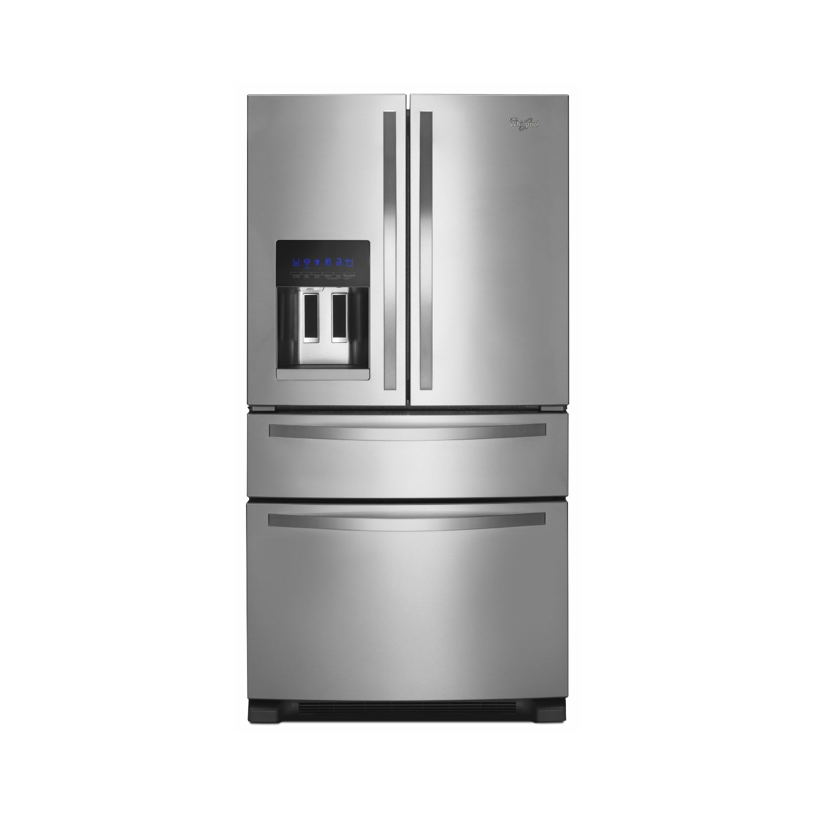 WRX735SDBM-25-0-cu-ft-French-Door-Refrigerator-w-Refrigerated-Drawer-Stainless-Steel