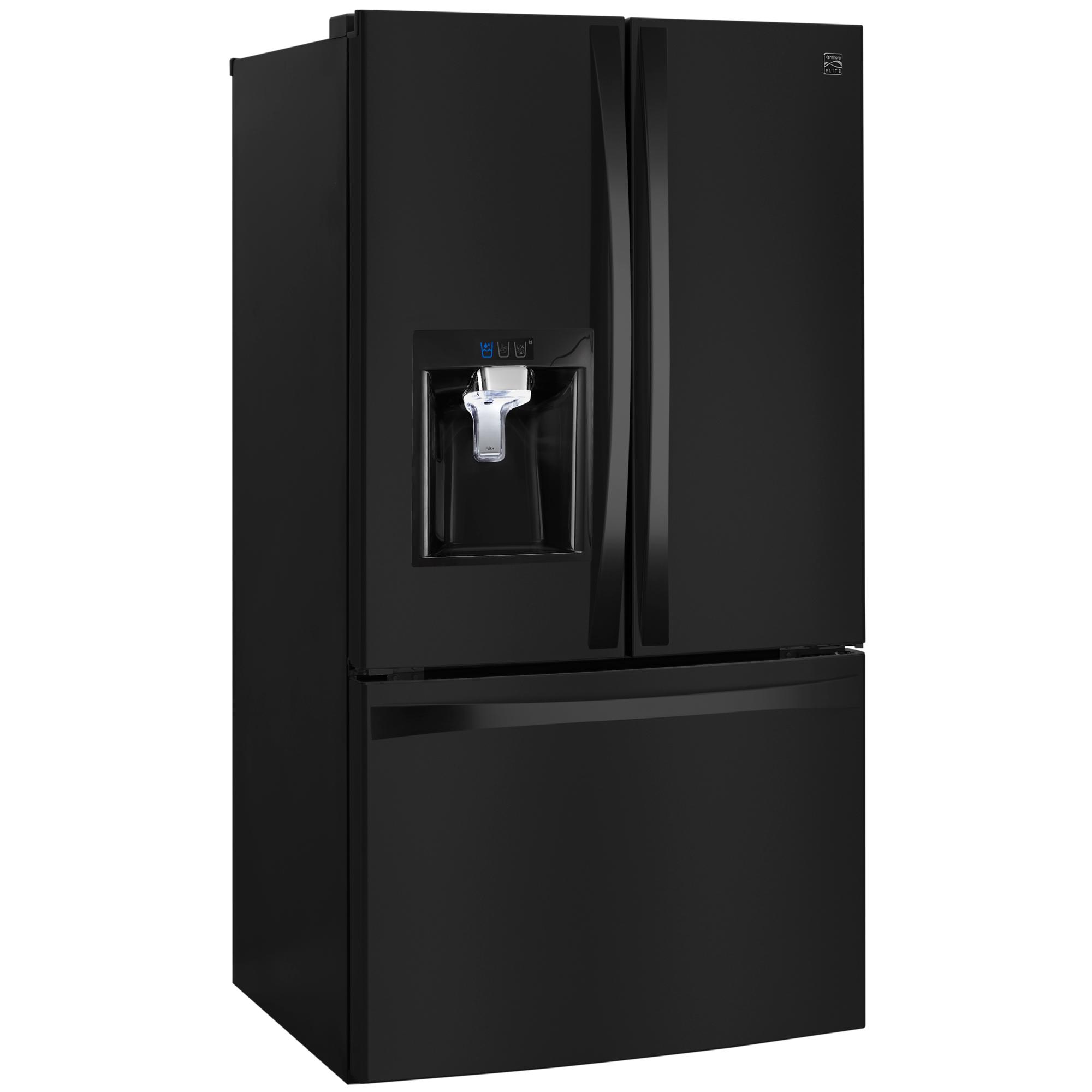 Kenmore Elite 74099 31.7 cu.ft. Super Capacity French Door Bottom-Freezer Refrigerator