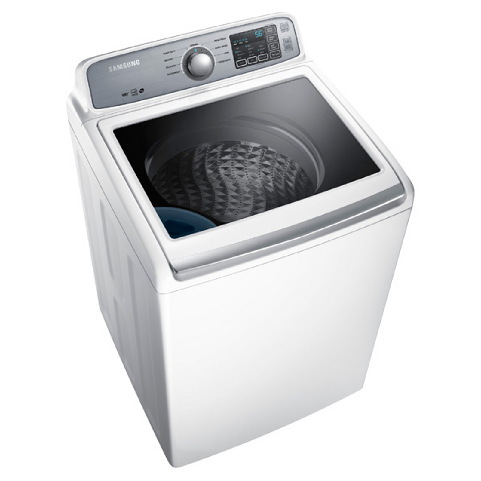 Samsung 4.5 cu. ft. Top-Load Washer - White