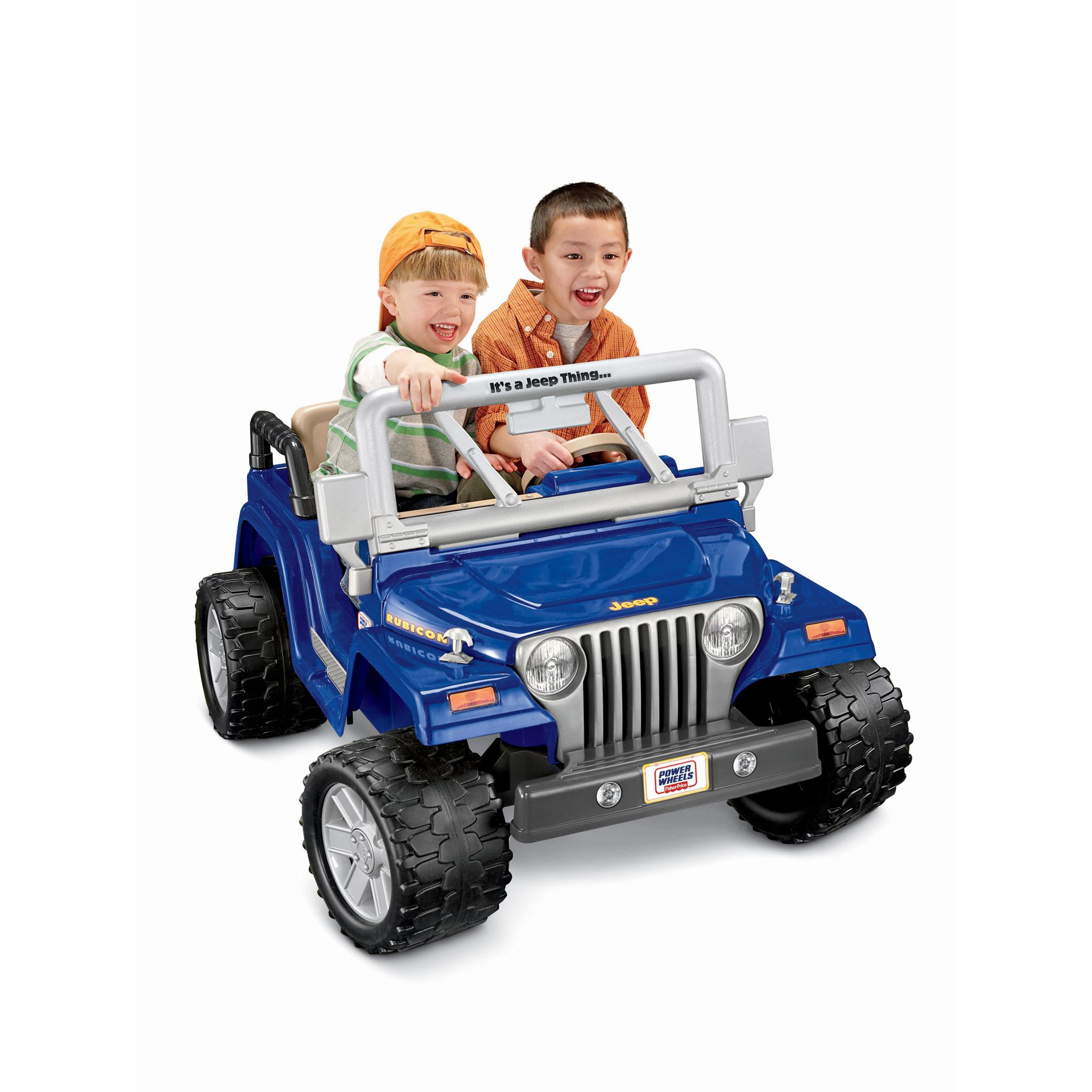 Power Wheels Power Wheels Rubicon Jeep