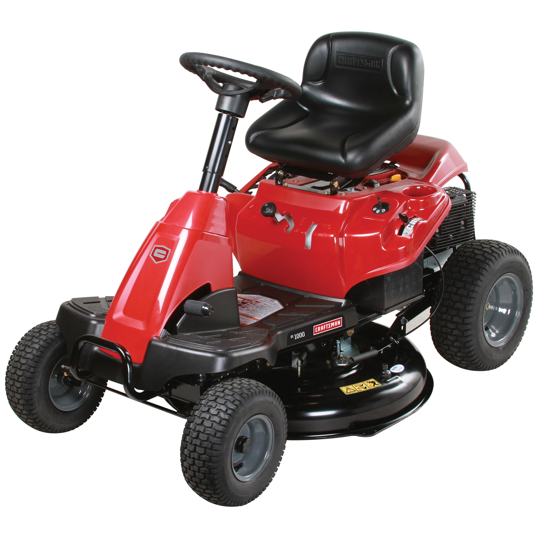 "Craftsman 420cc 30"" 6-Speed Rear Engine Riding Mower – Non CA"
