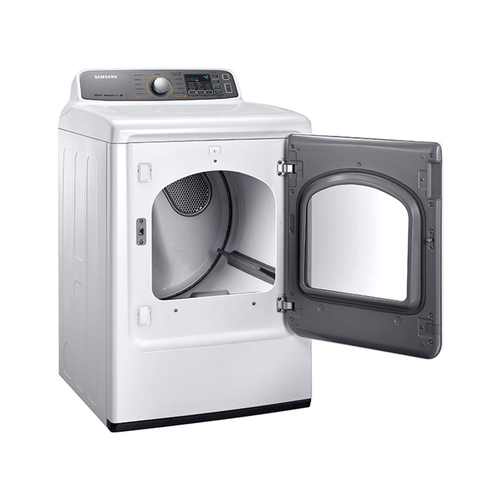 Samsung DV48H7400EW 7.4 cu. ft. Electric Dryer - White