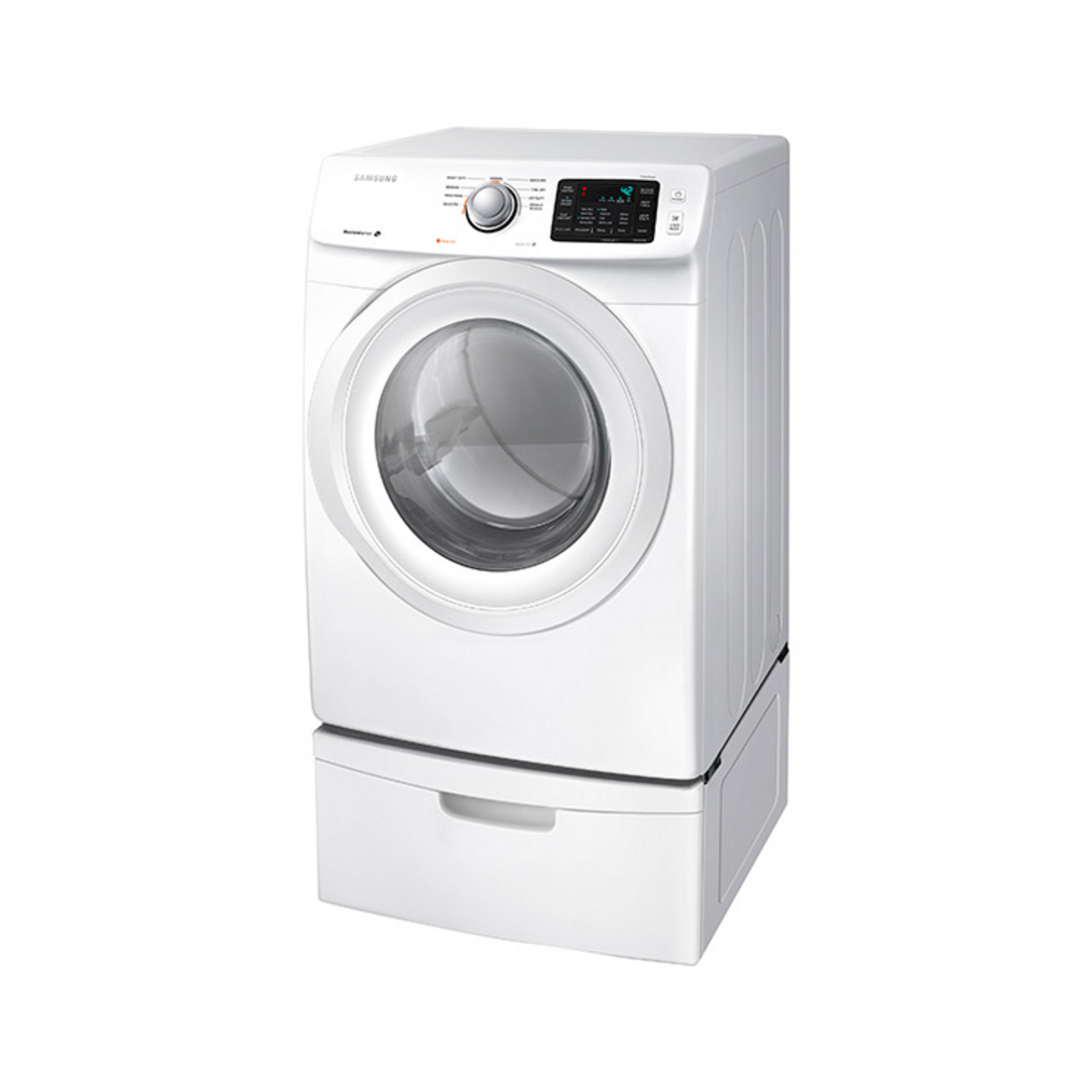 Samsung DV42H5000GW 7.5 cu. ft. Gas Dryer - White