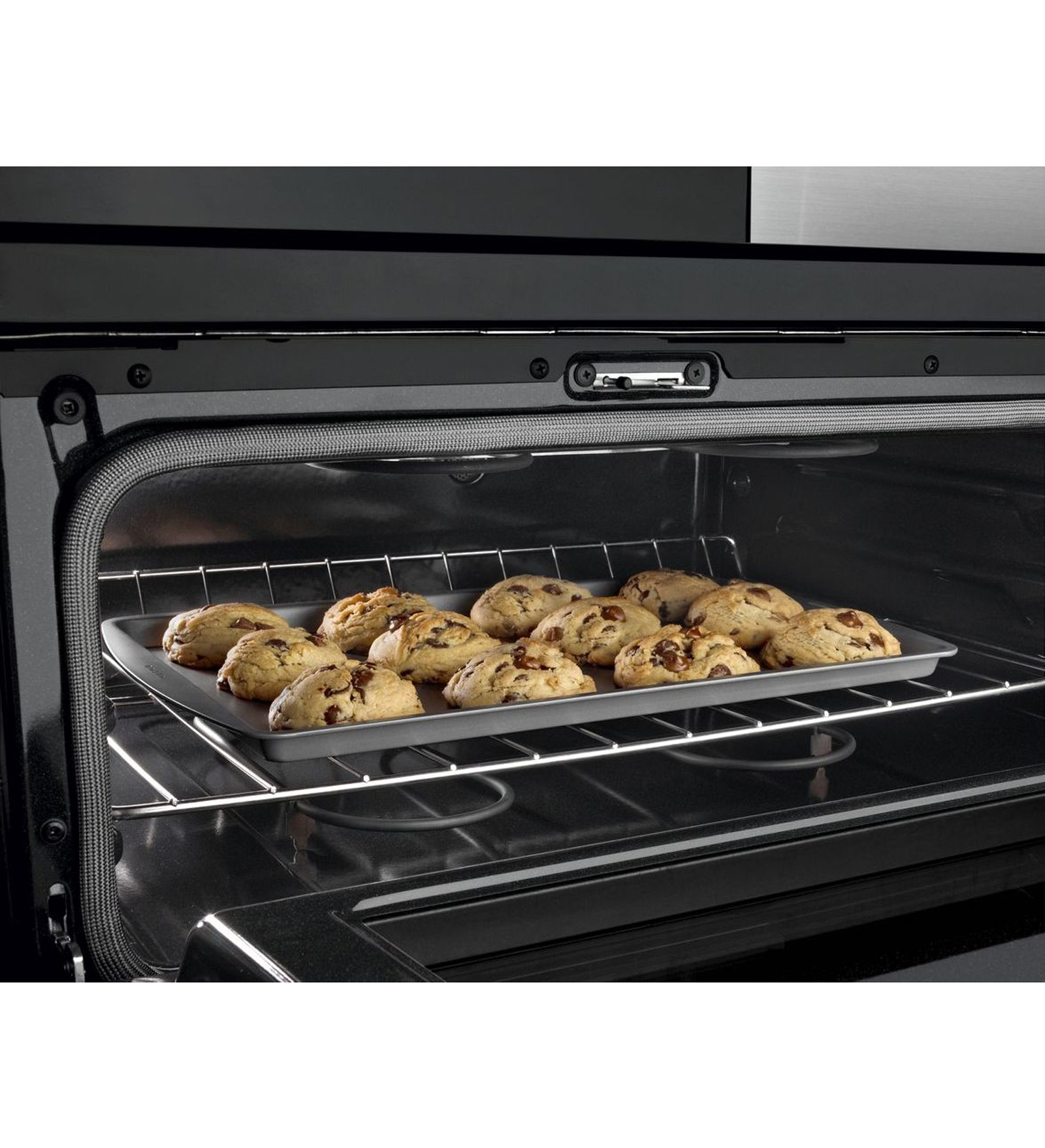 Whirlpool 6.7 cu. ft. Electric Range w/ AccuBake® System - Stainless Steel