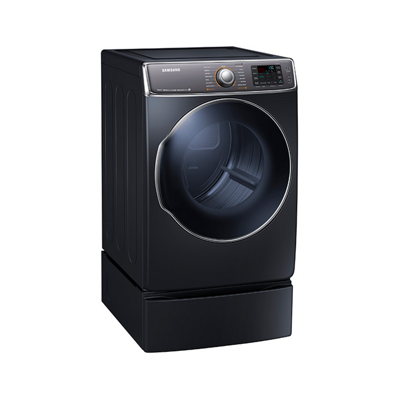 Samsung DV56H9100EG 9.5 cu. ft. Front-Load Electric Dryer - Onyx