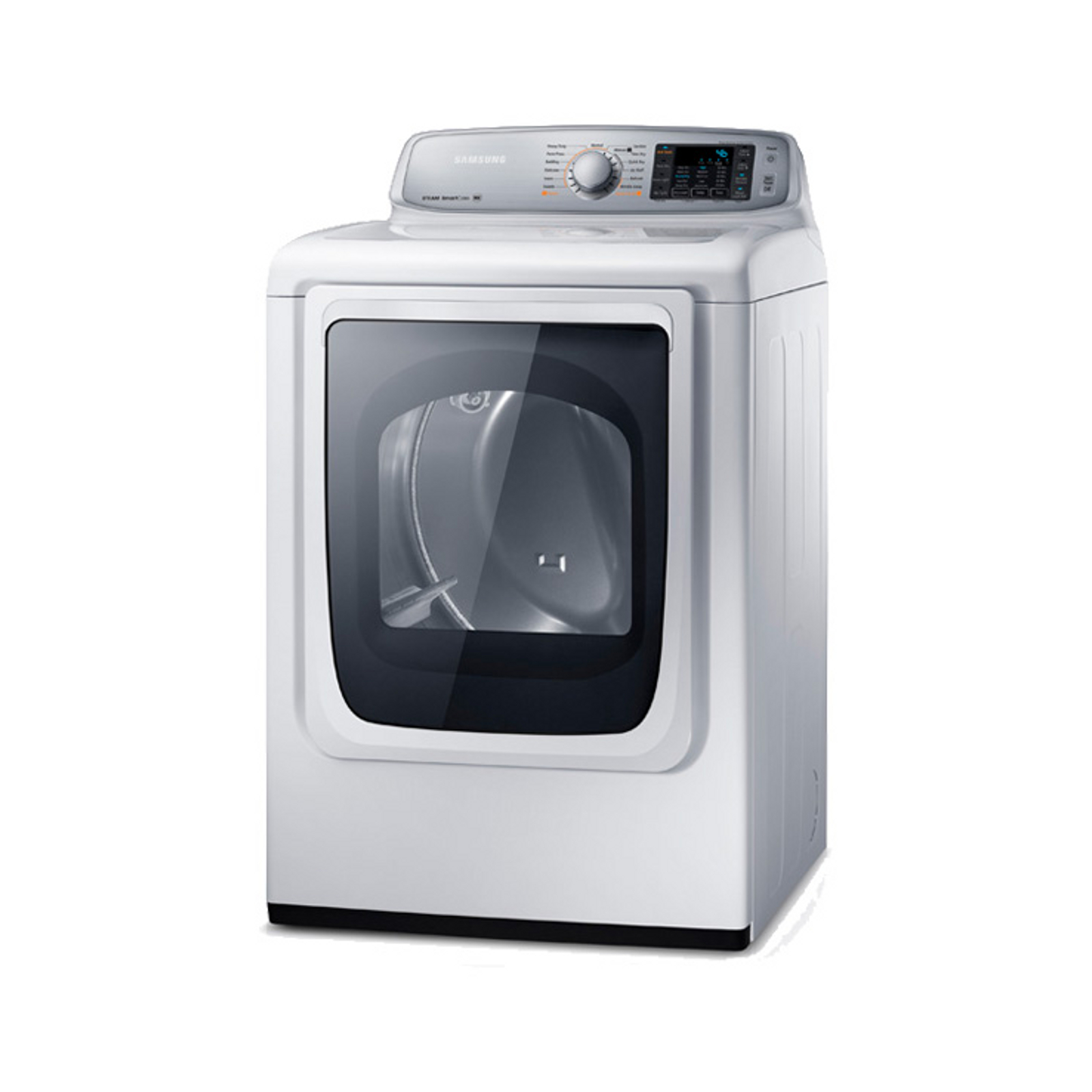 Samsung 7.4 cu. ft. Gas Dryer - Neat White
