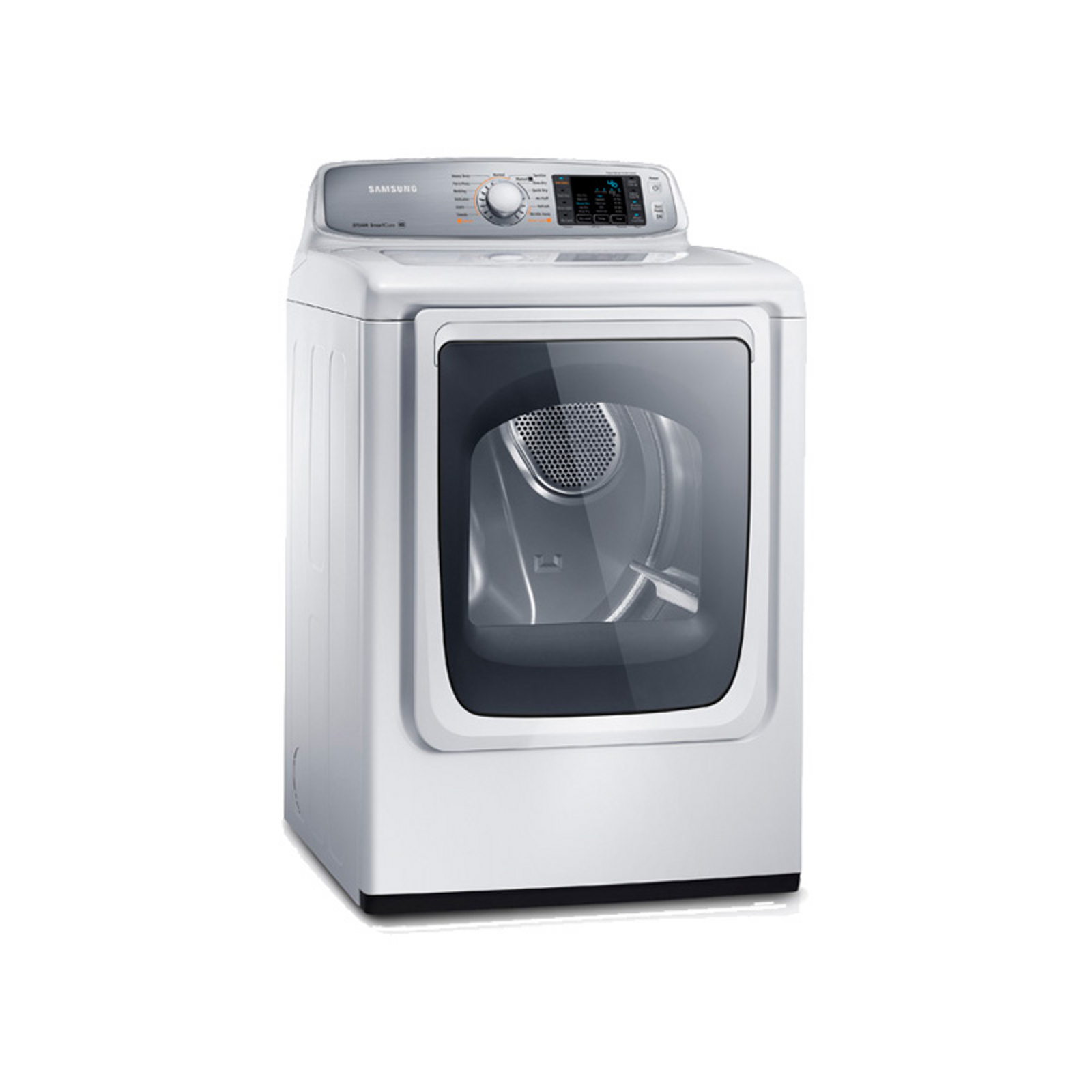 Samsung 7.4 cu. ft. Electric Dryer - Neat White