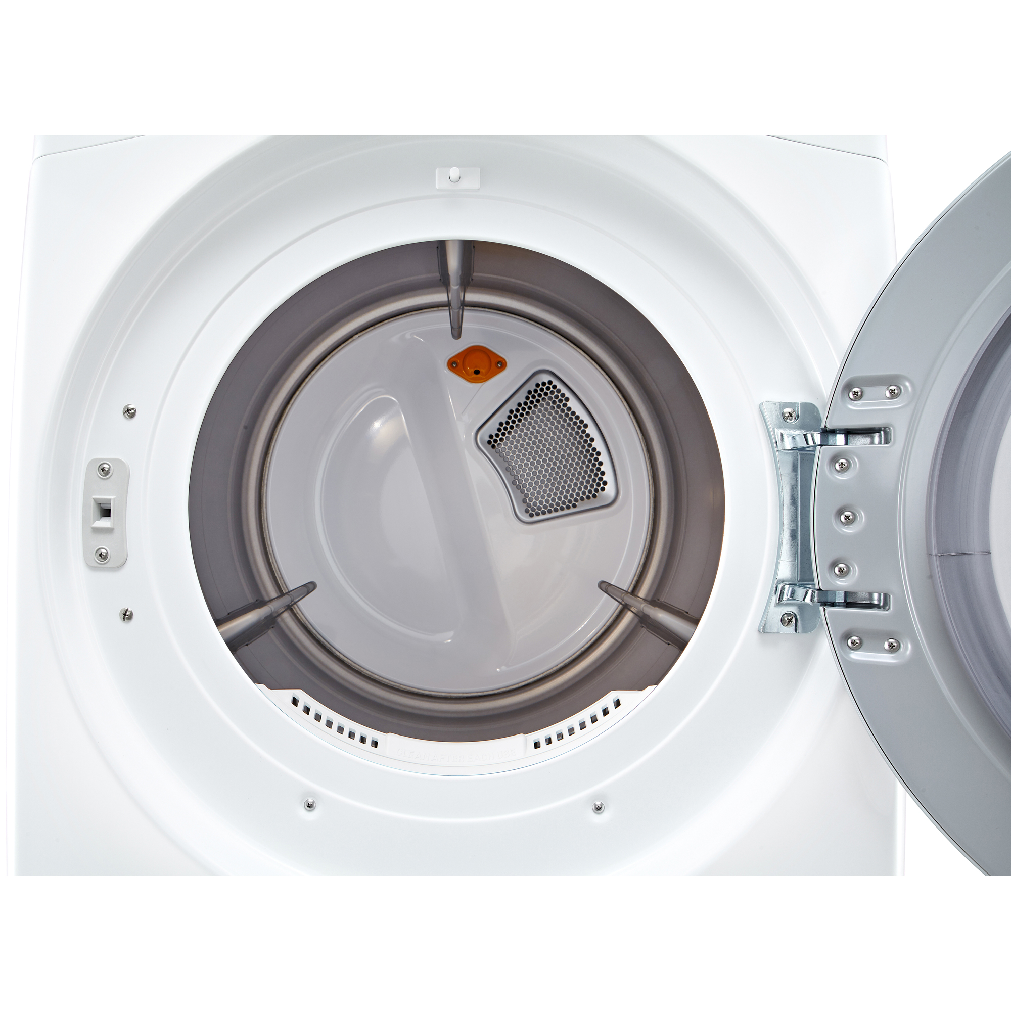 LG DLEX3370W 7.4 cu. ft. White Ultra Large Capacity Electric Dryer