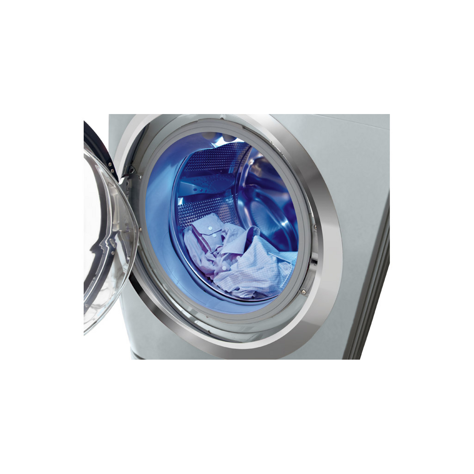 Electrolux EWFLS70JSS 4.4 cu. ft. Steam Front-Load Washing Machine - Silver Sands