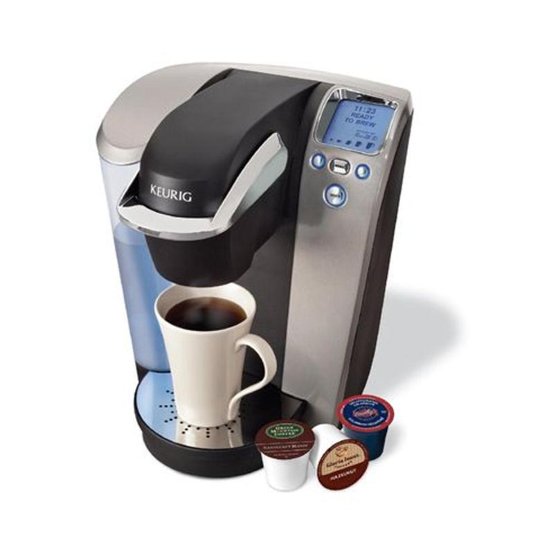 Keurig Platinum K-Cup Coffeemaker B70/K75