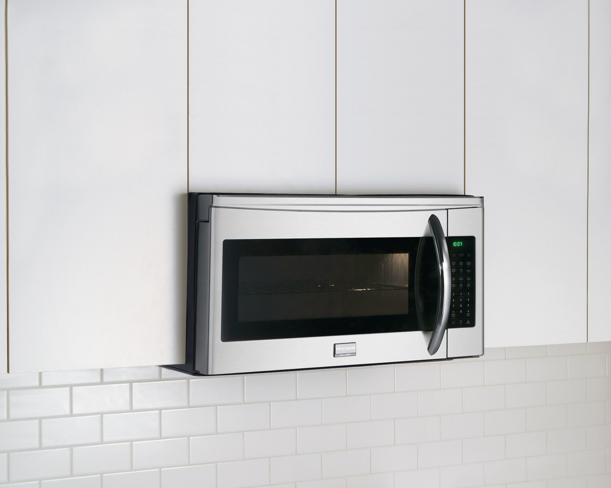 Frigidaire Gallery Gallery 2.0 cu. ft. Over-the-Range Microwave - Stainless Steel