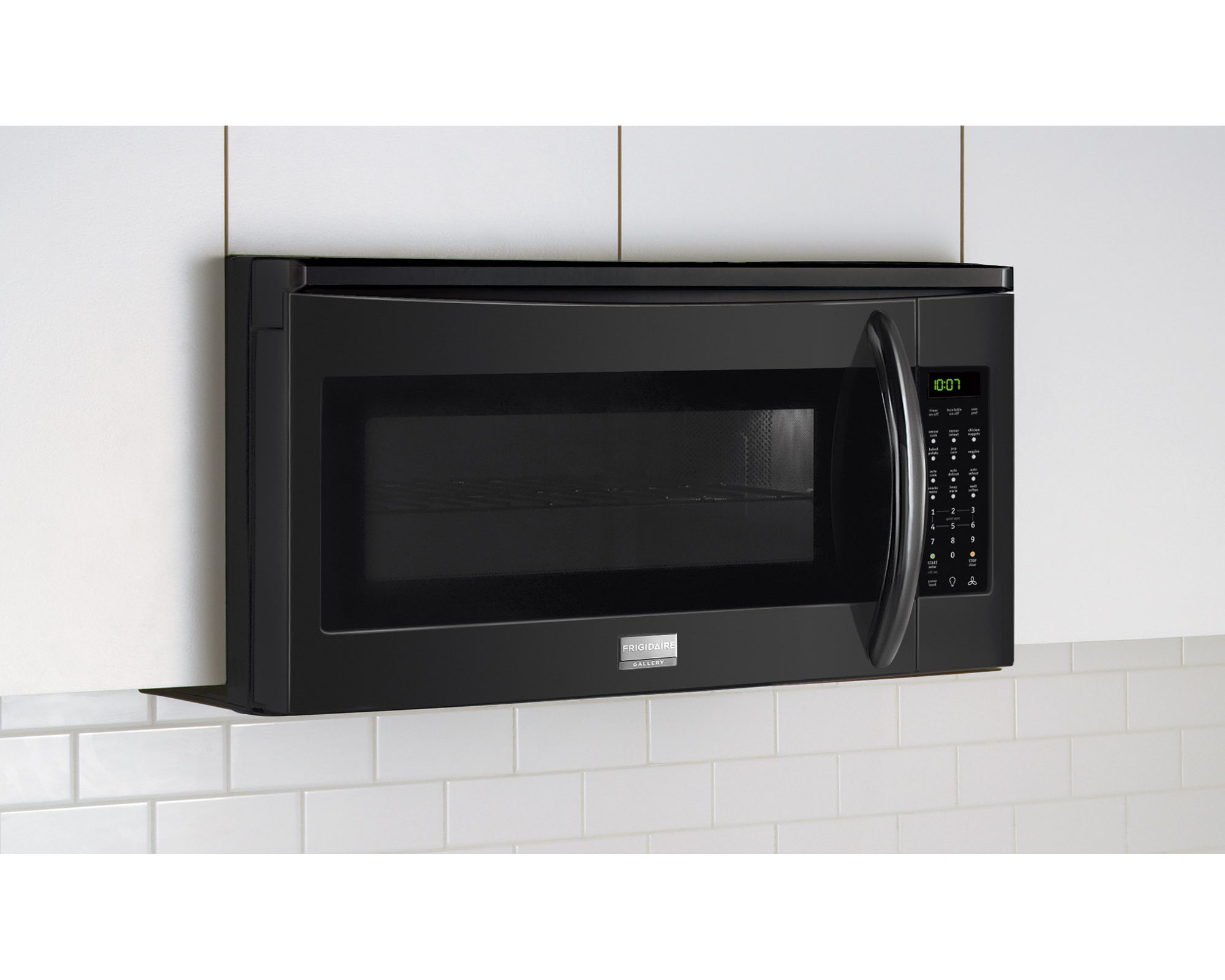 Frigidaire Gallery 2.0 cu. ft. Over-the-Range Microwave - Black