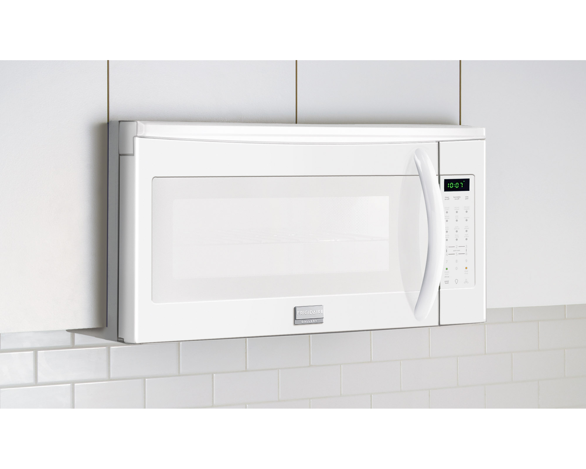 Frigidaire Gallery 2.0 cu. ft. Over-the-Range Microwave - White
