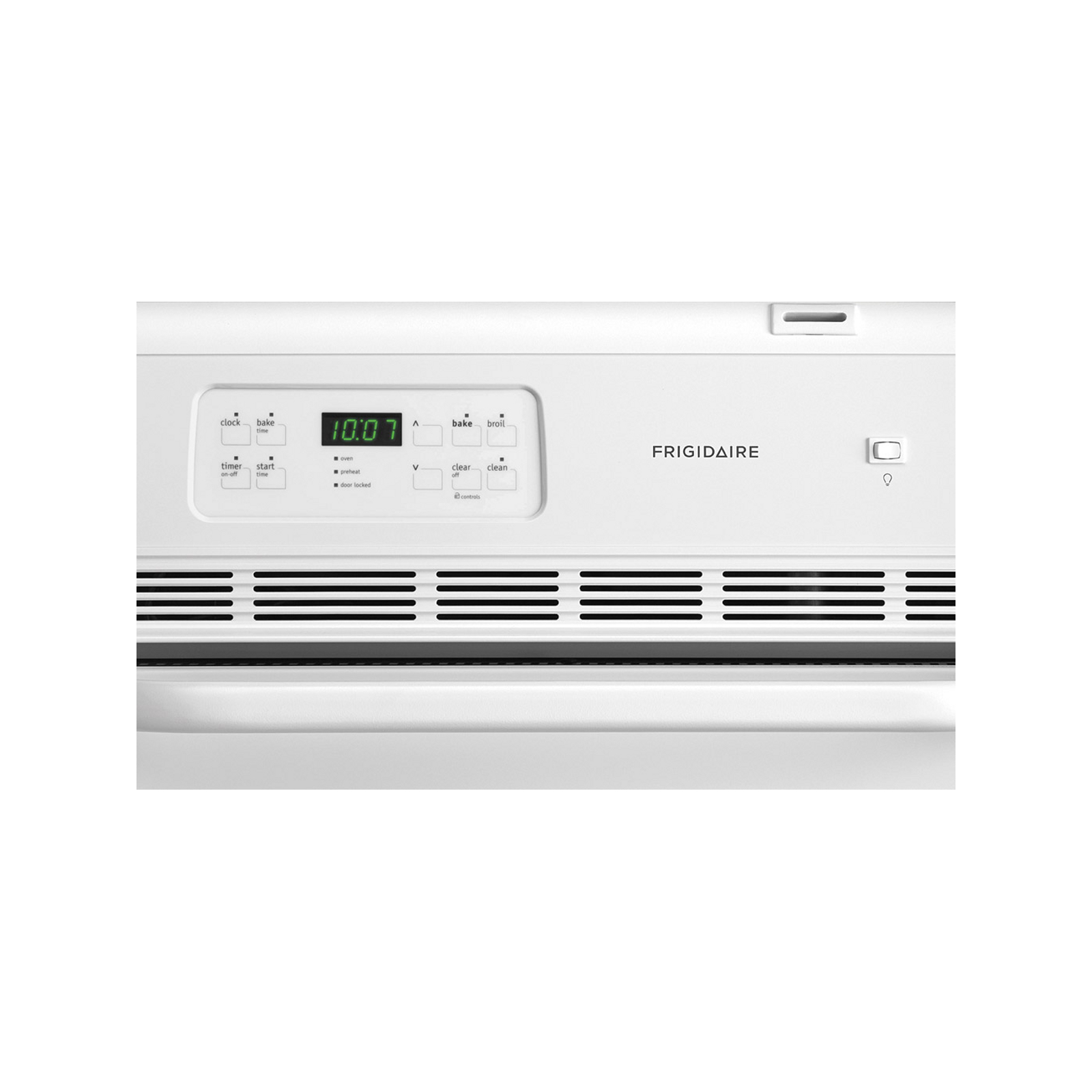 "Frigidaire 24"" Electric Single Wall Oven - White"