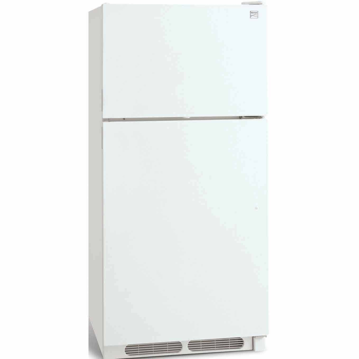 Kenmore 16.3 cu. ft. Top Mount Refrigerator - White