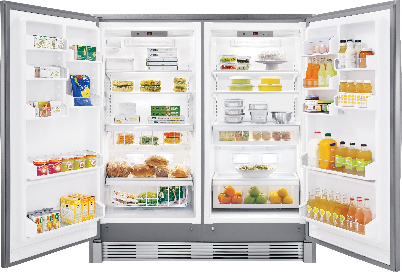 Frigidaire Gallery 18 6 Cu Ft Counter Depth Freezerless