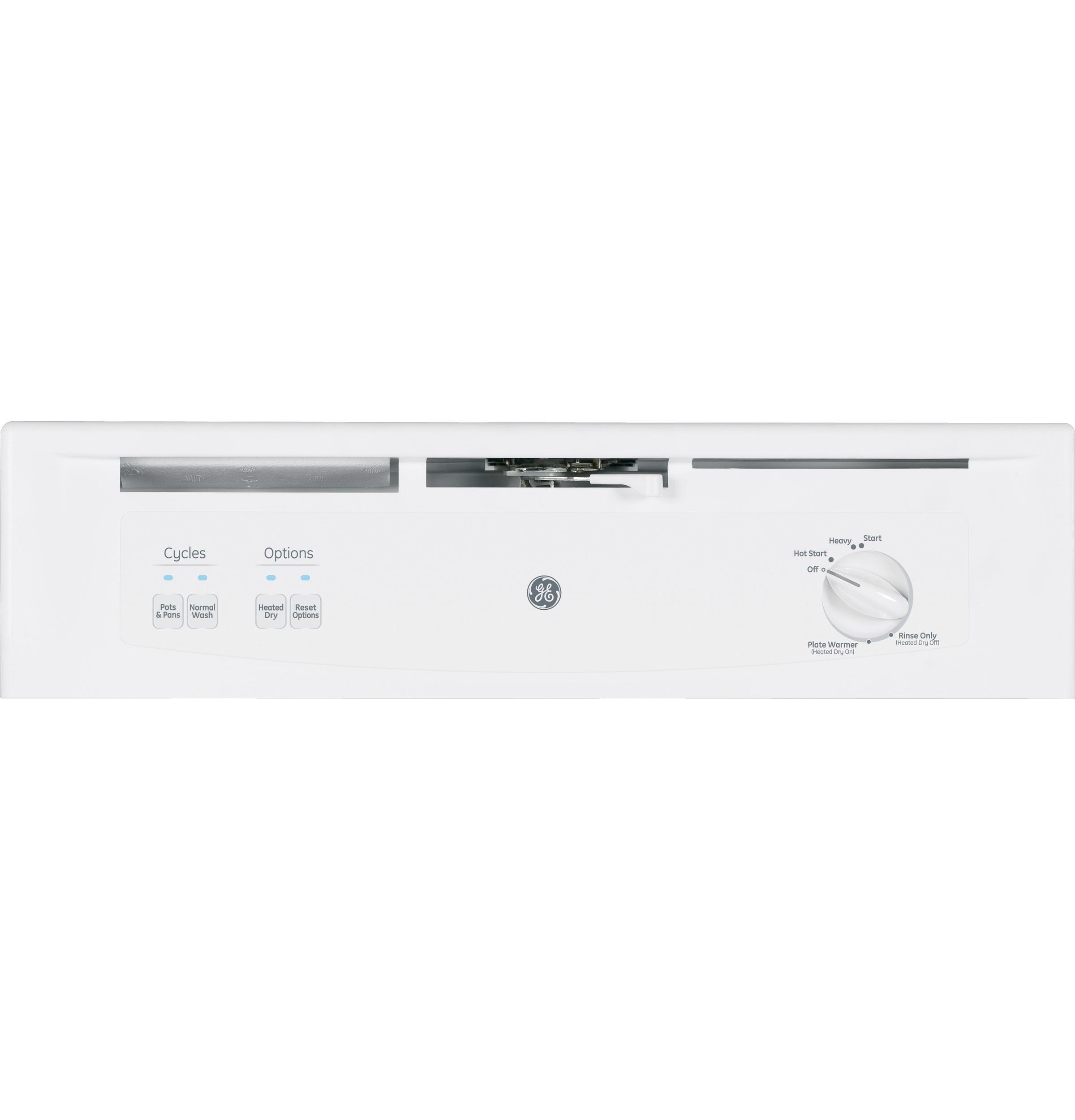 """GE 24"""" Portable Dishwasher - White"""