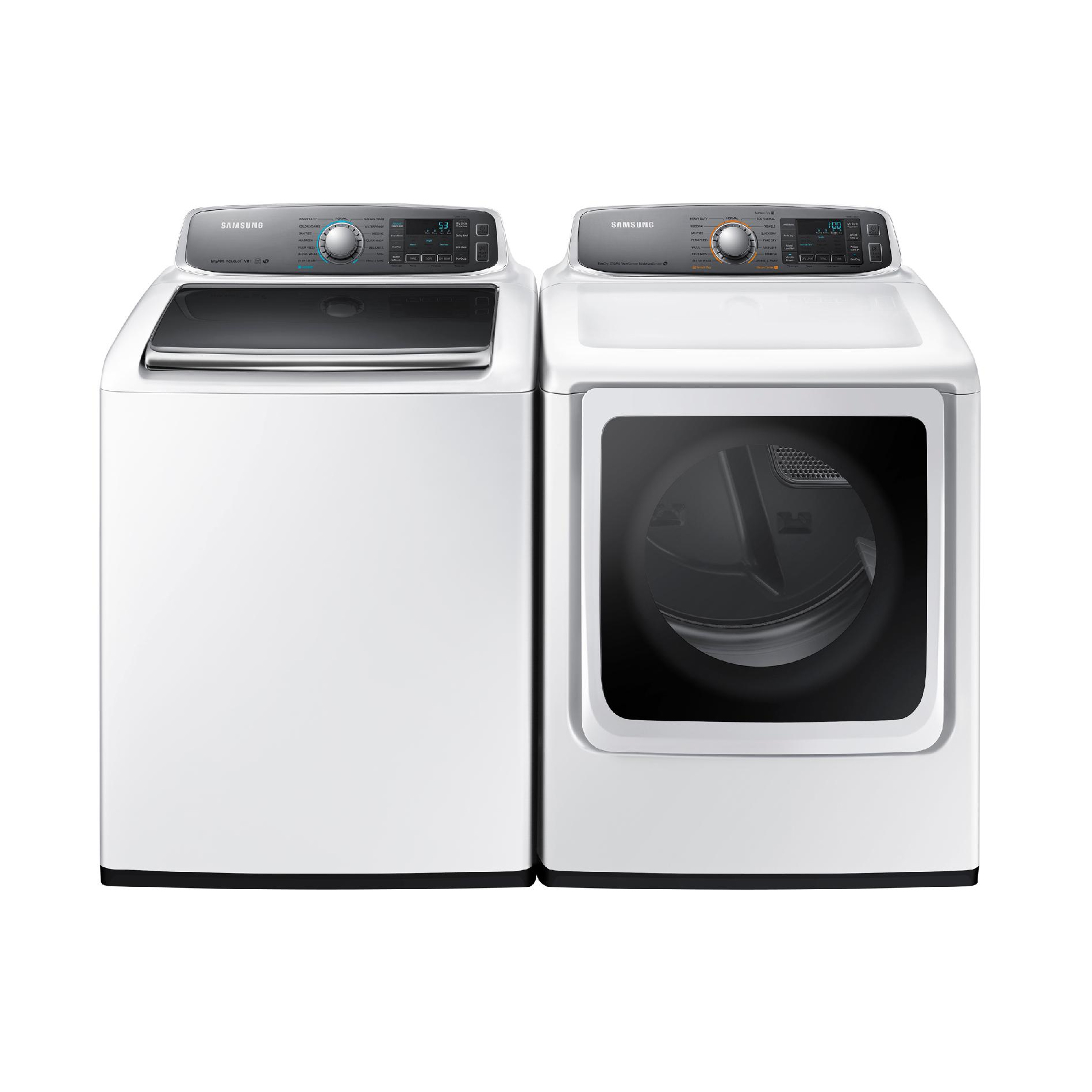Samsung WA56H9000AW 5.6 cu. ft. Top-Load Washer - White